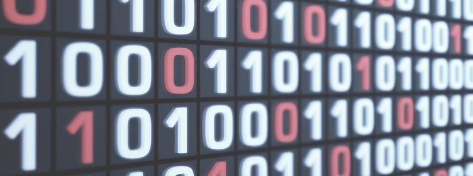 Zahlen Einsen und Nullen