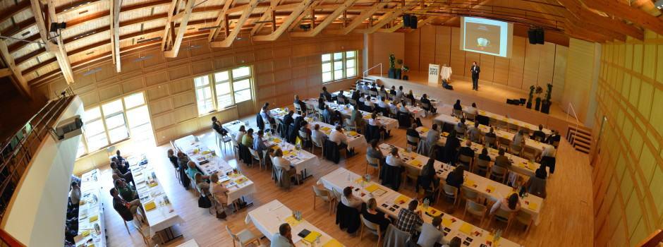 Impressionen vom DOKU-FORUM 2013