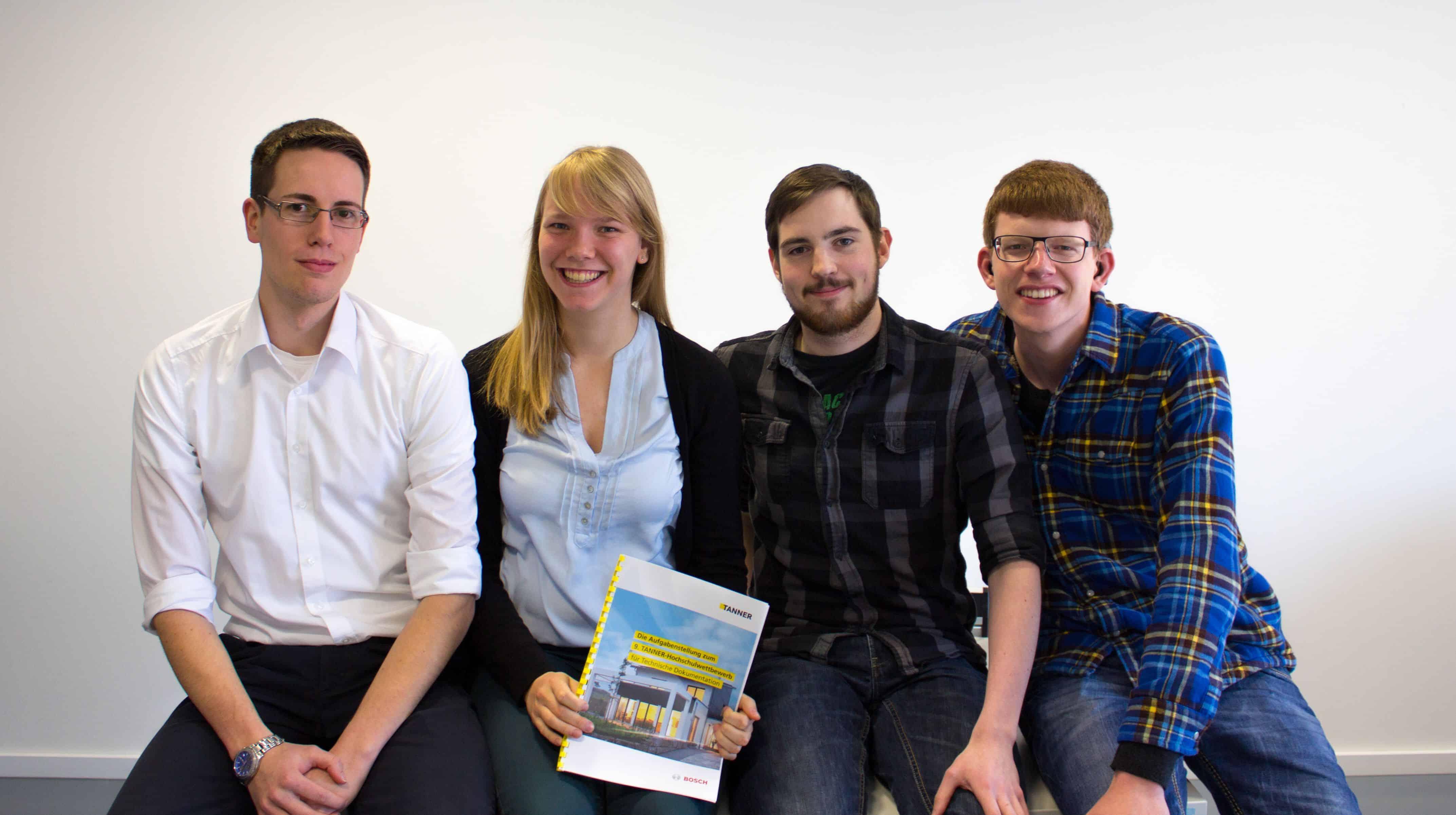 Team Maier der Hochschule für angewandte Wissenschaften München