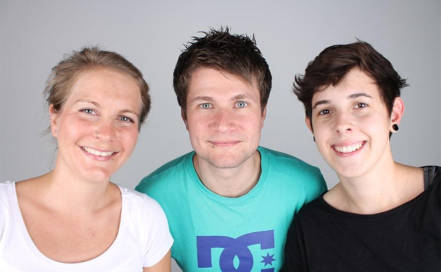Team Längle von der Hochschule Karlsruhe