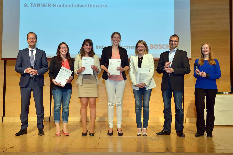 Team der Hochschule Merseburg