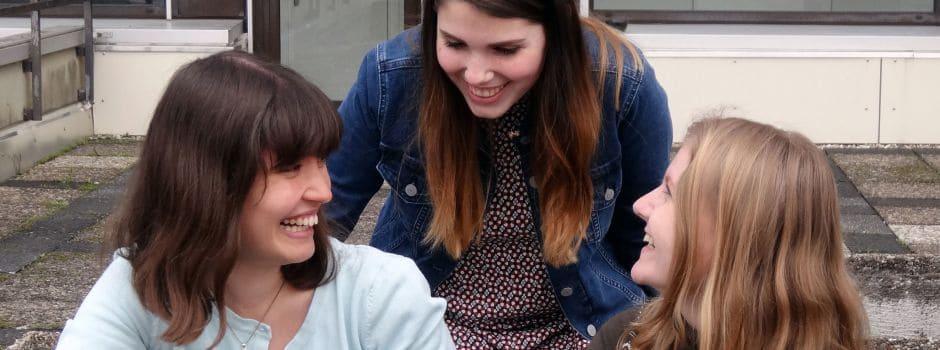 Gruppenfoto vom Team Probian vom 10. TANNER-Hochschulwettbewerb
