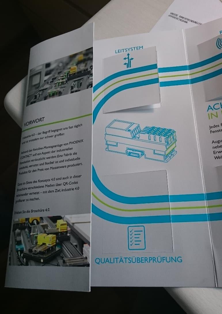 """Broschüre """"Industrie 4.0"""""""