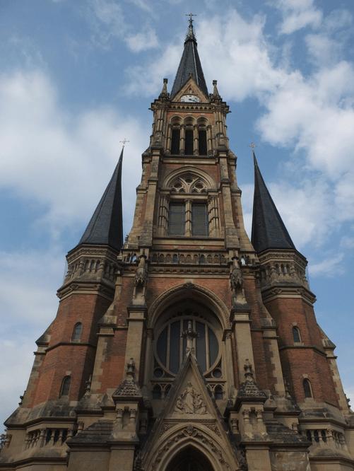 Petrikirche in Chemnitz