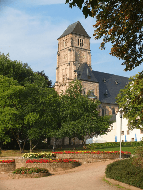 Schloss in Chemnitz