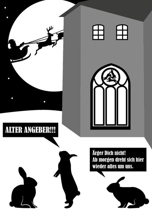O Tannerbaum Weihnachtskarte Paderborn