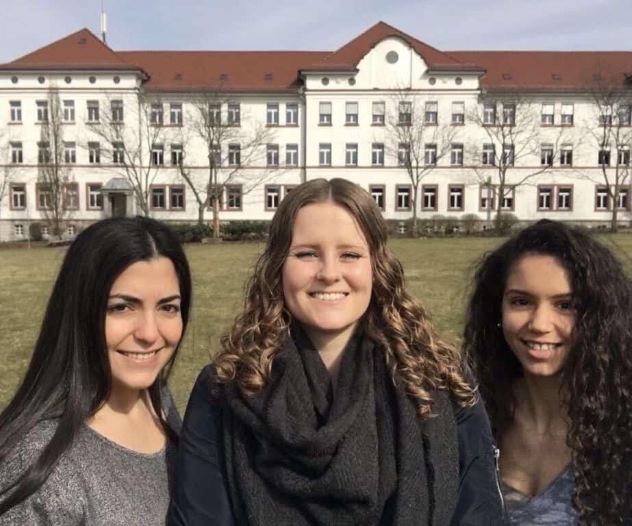 TANNER Hochschulwettbewerb Team-Foto