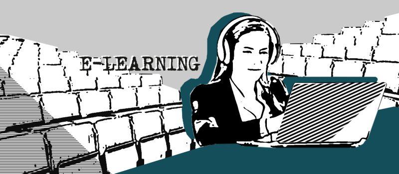 E-Learning-Landingpage Banner