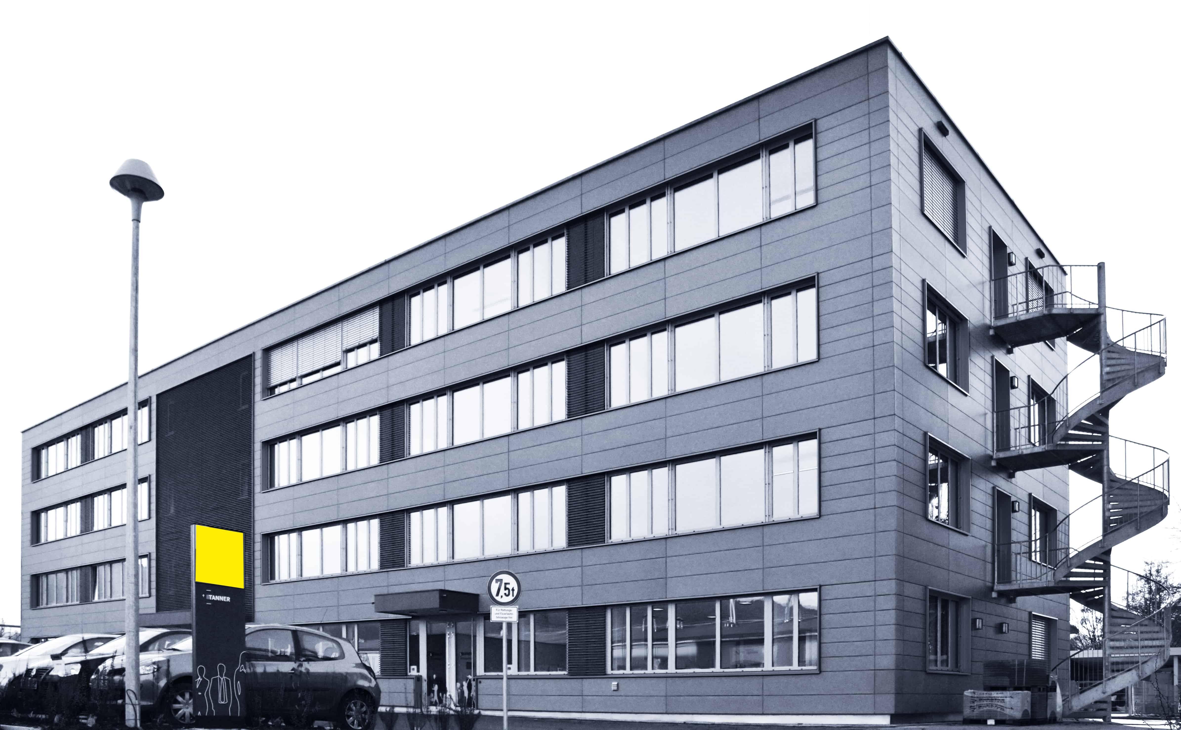 TANNER Hauptsitz in Lindau
