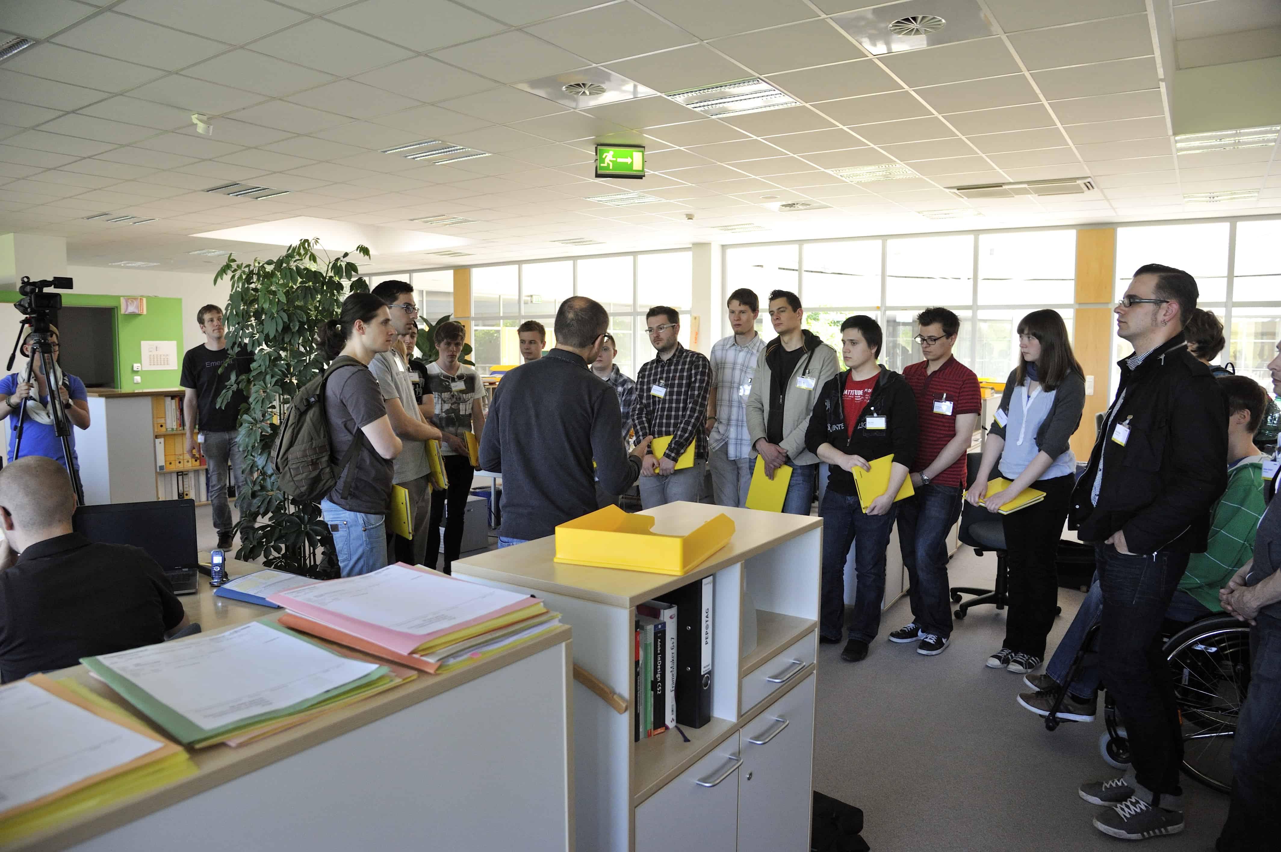 Tagesveranstaltung des 6. TANNER-Hochschulwettbewerbs