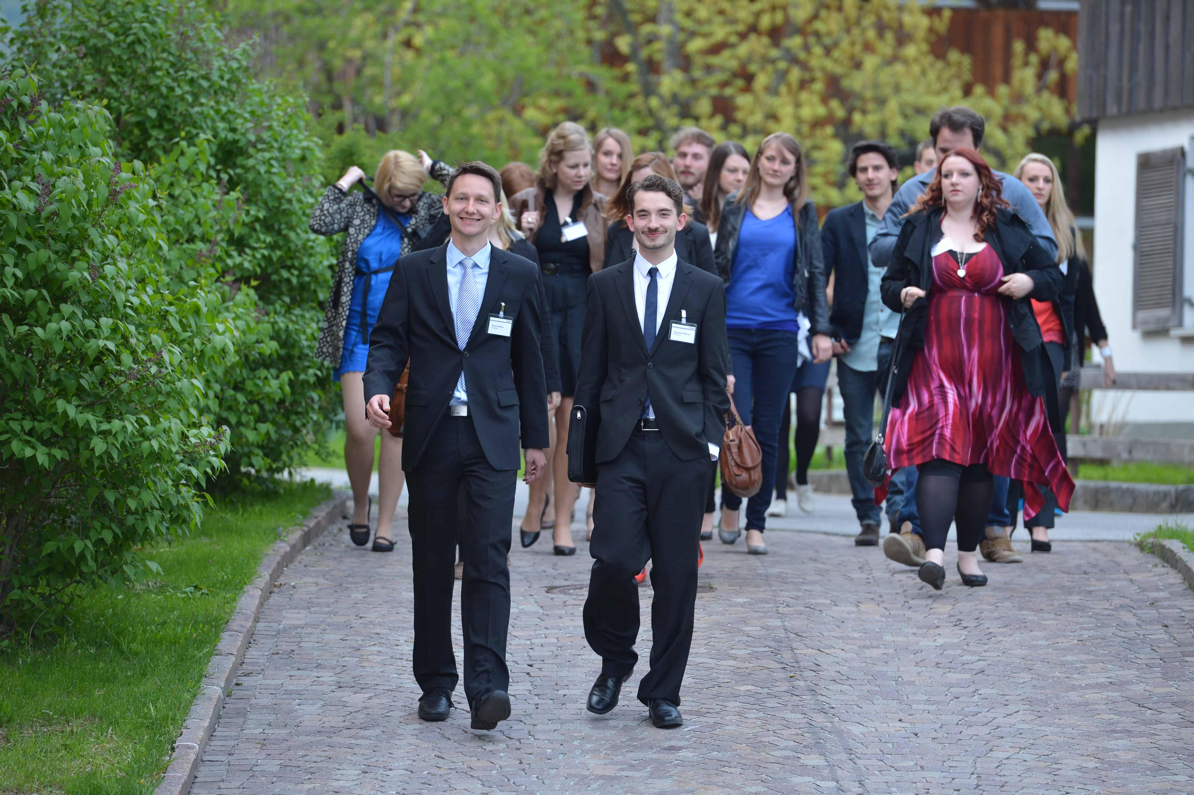 Impressionen von der Preisverleihung des 7. TANNER-Hochschulwettbewerbs