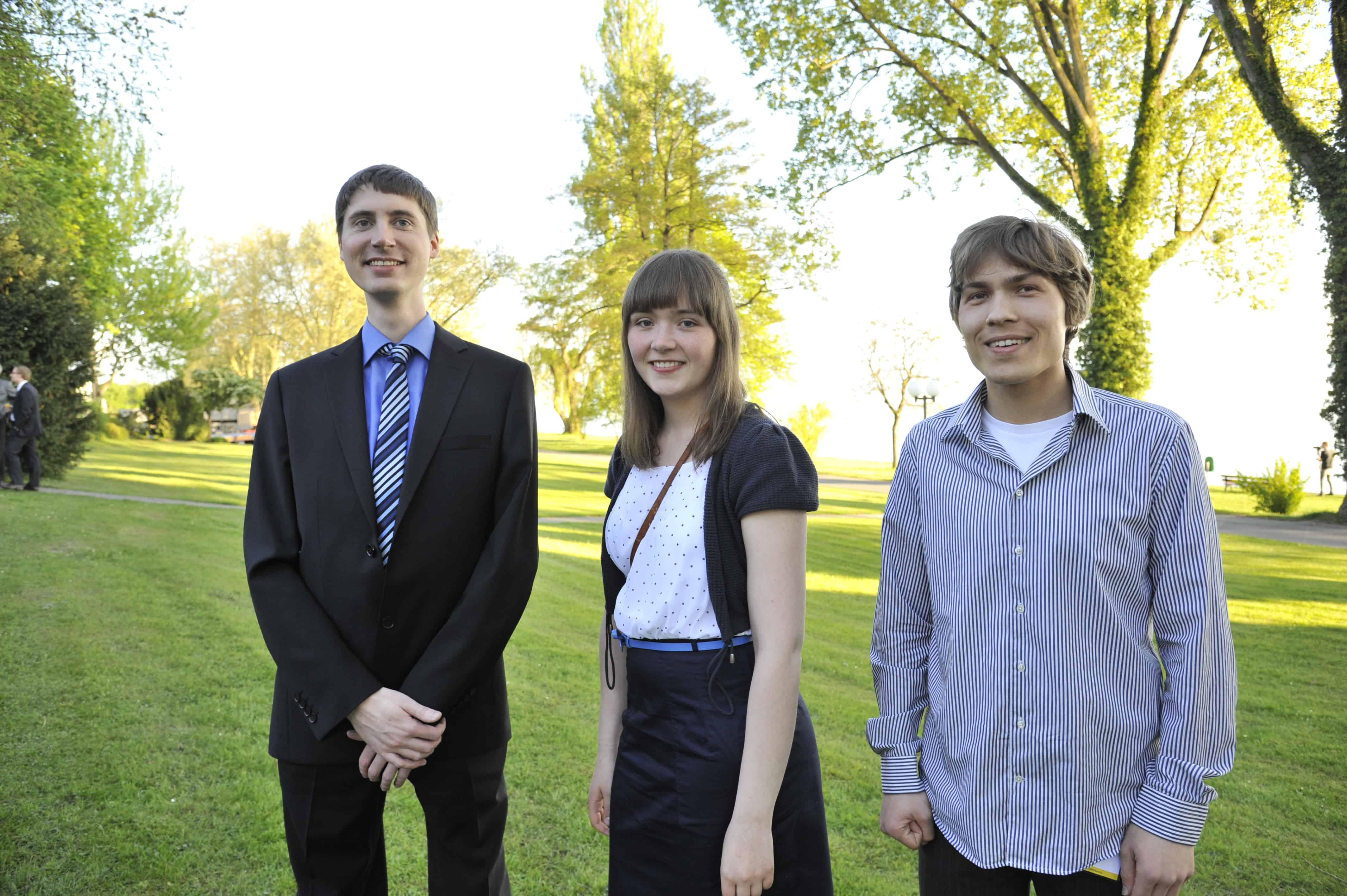 TANNER Hochschulwettbewerb Team Knorr
