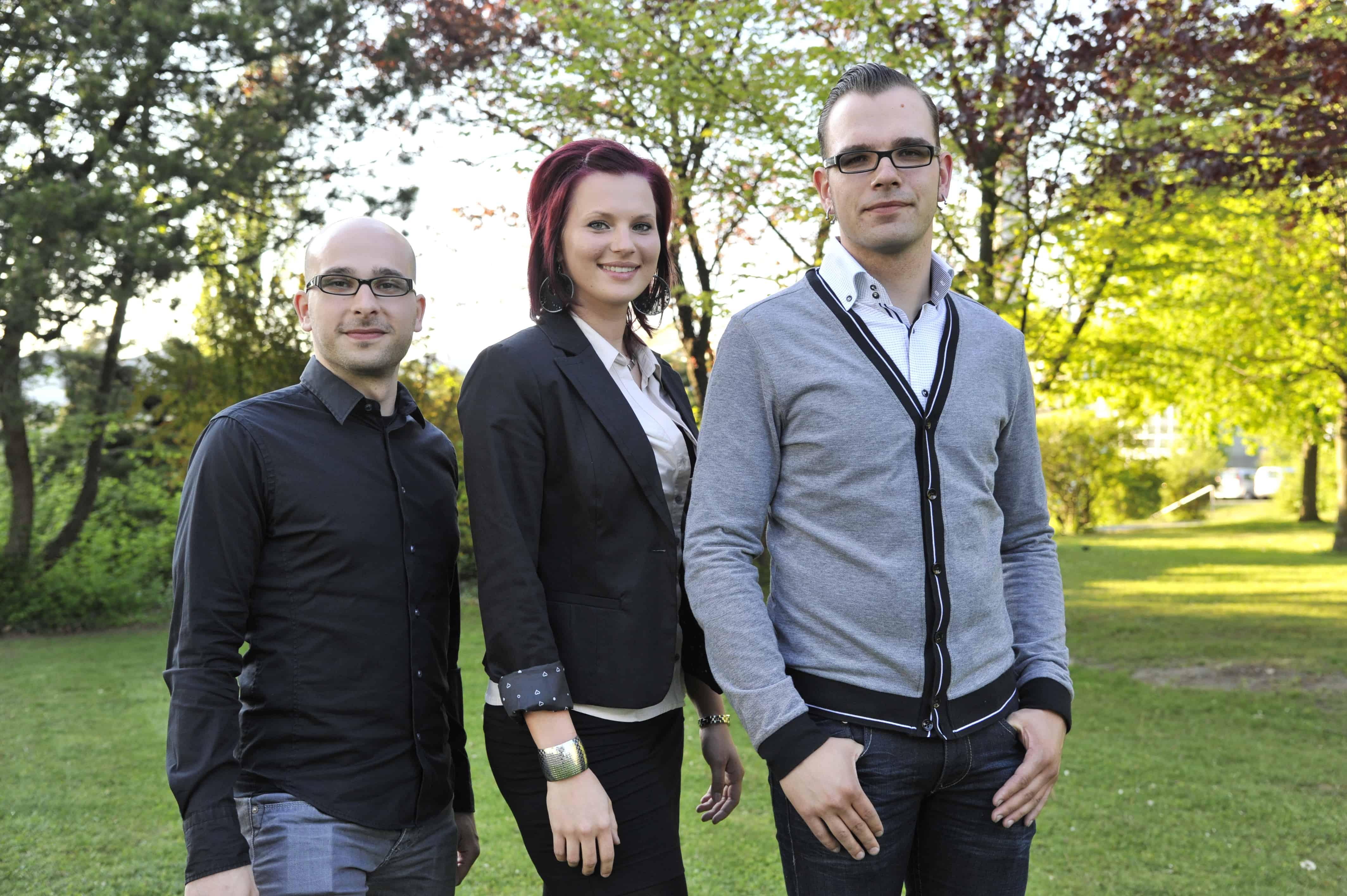 TANNER Hochschulwettbewerb Team Reif