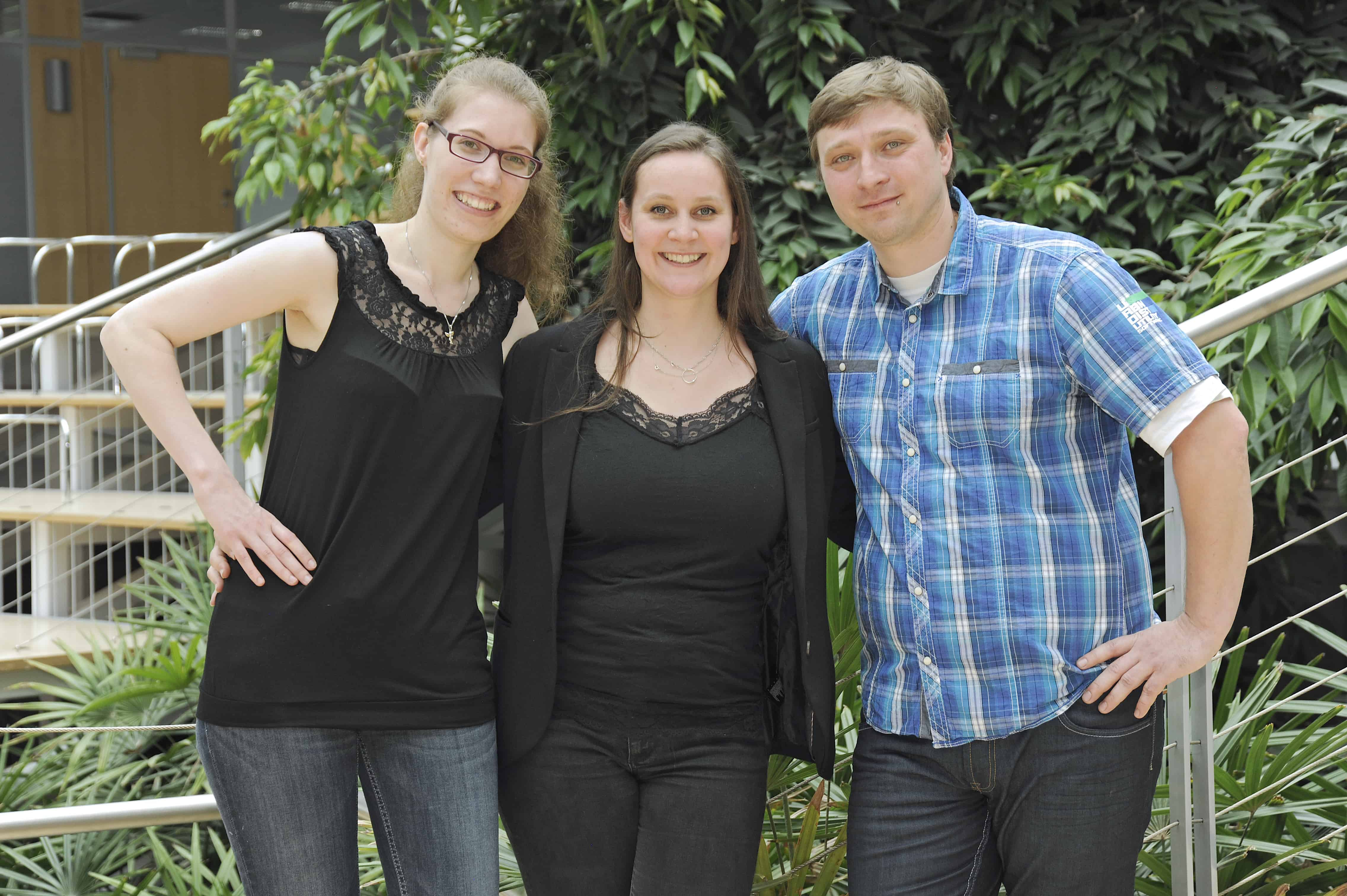 Team Wiehl vom 10. TANNER-Hochschulwettbewerb