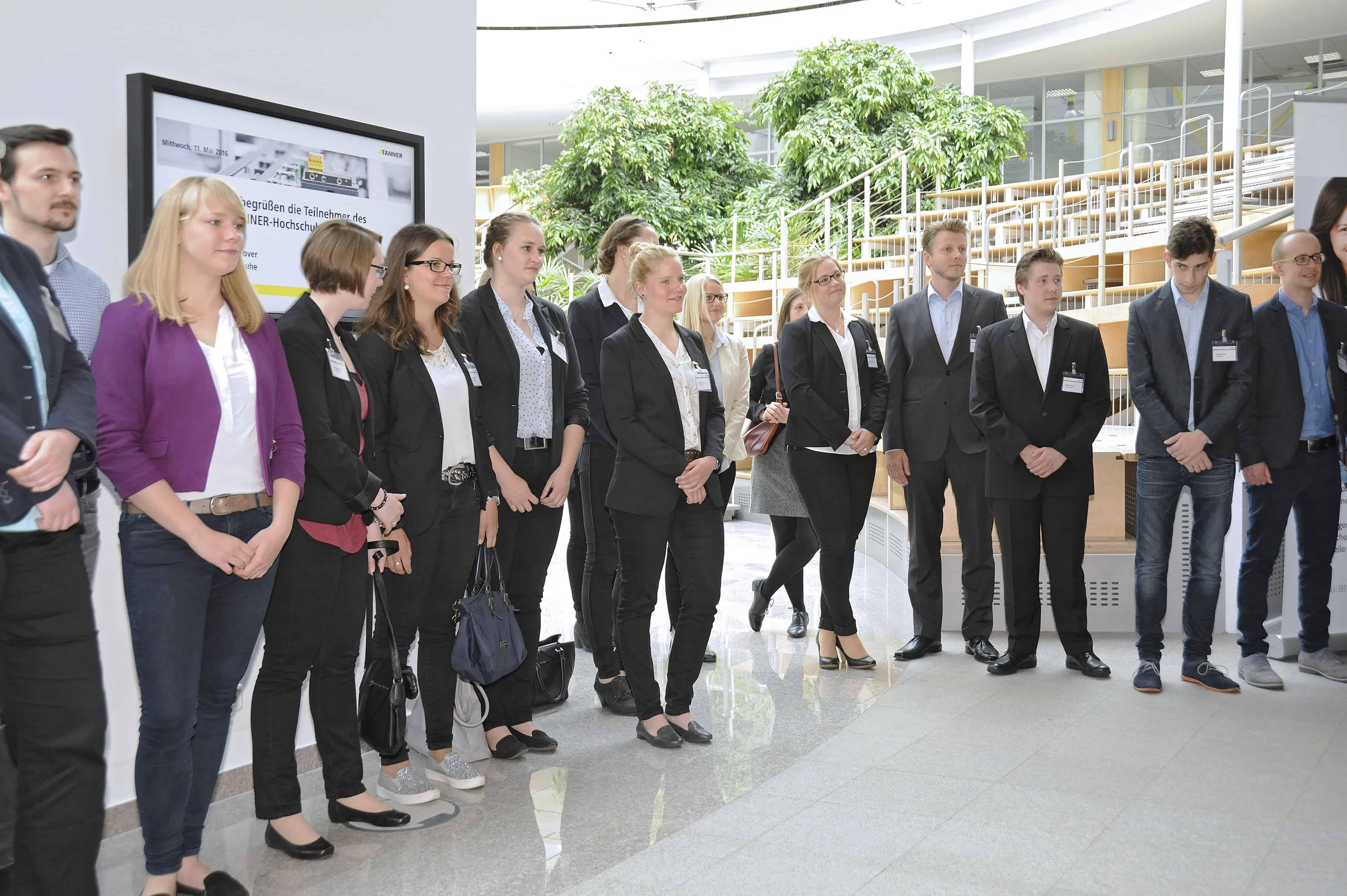 Impressionen von der Jurysitzung des 10. TANNER-Hochschulwettbewerbs