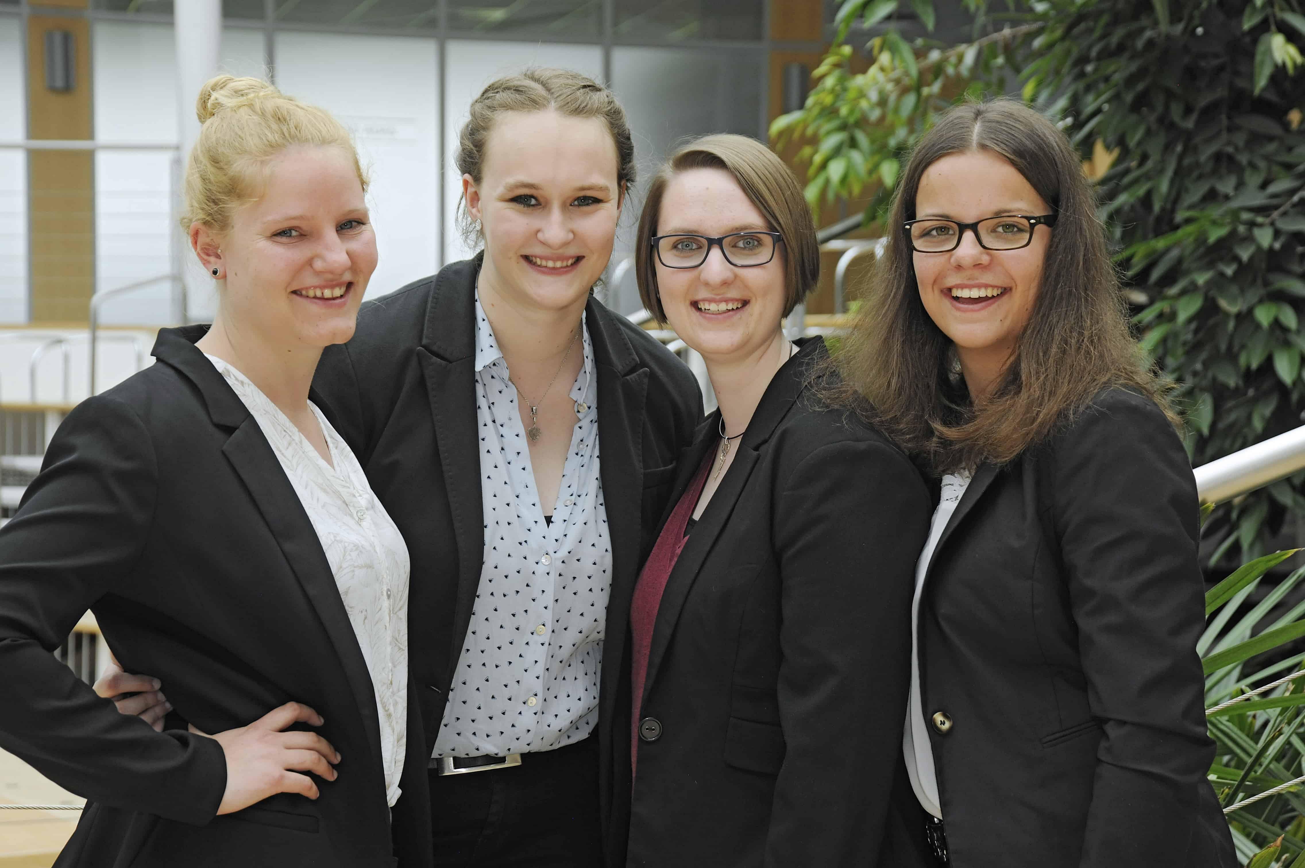 TANNER Hochschulwettbewerb Team Hellekes