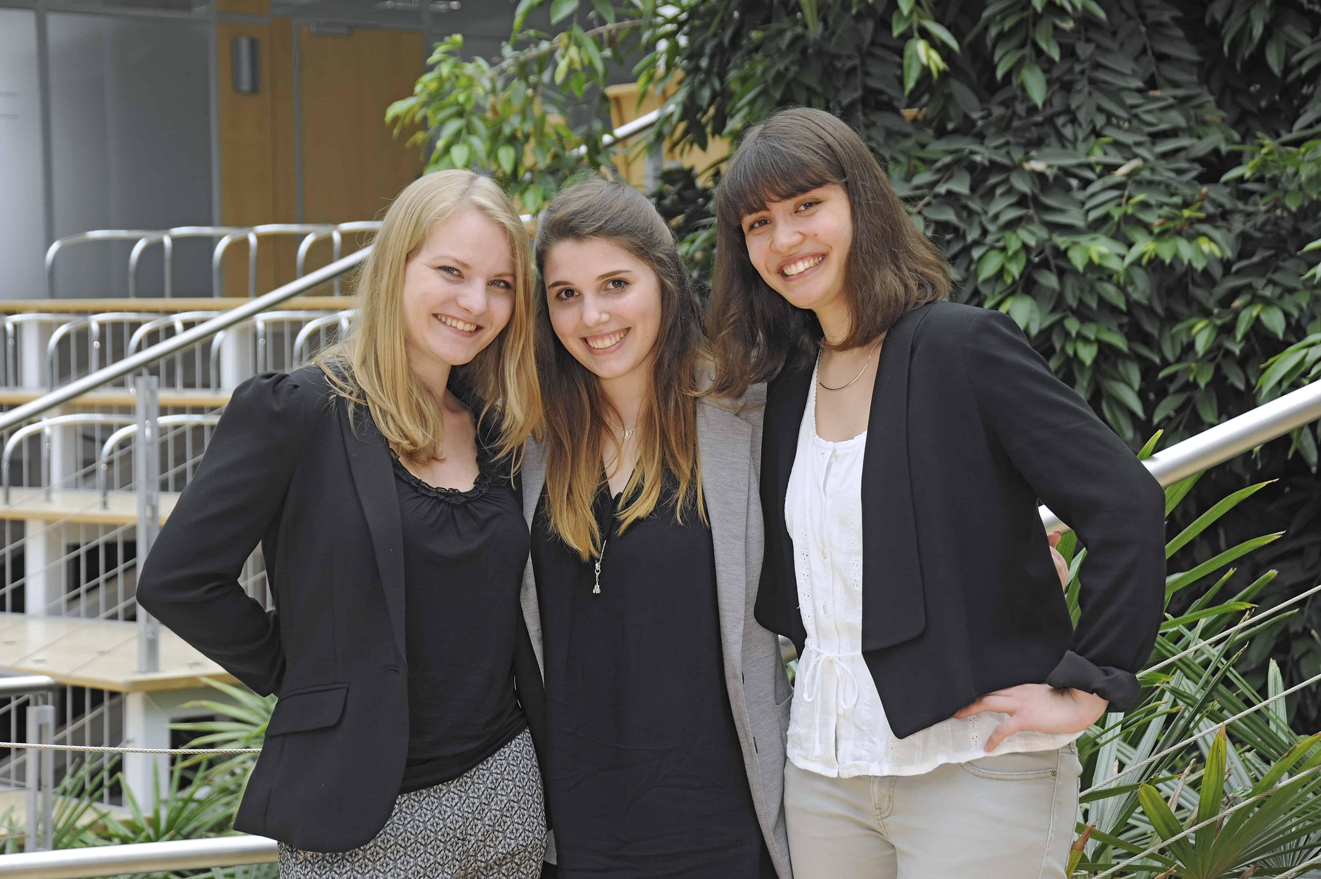 TANNER Hochschulwettbewerb Team Probian