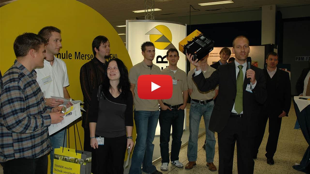 Video zum 10. TANNER Hochschulwettbewerb
