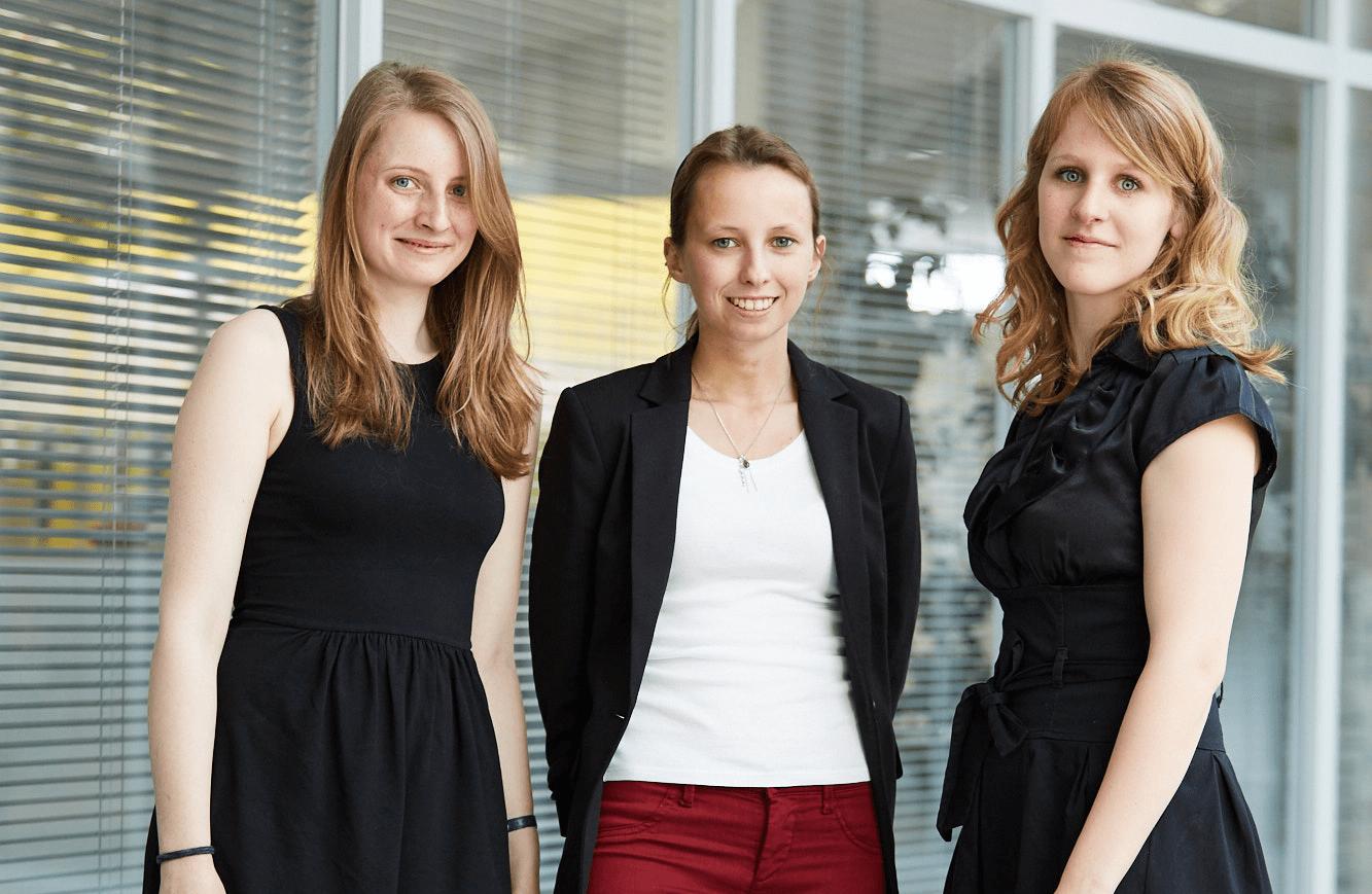 Team Gennutt vom 11. TANNER-Hochschulwettbewerb