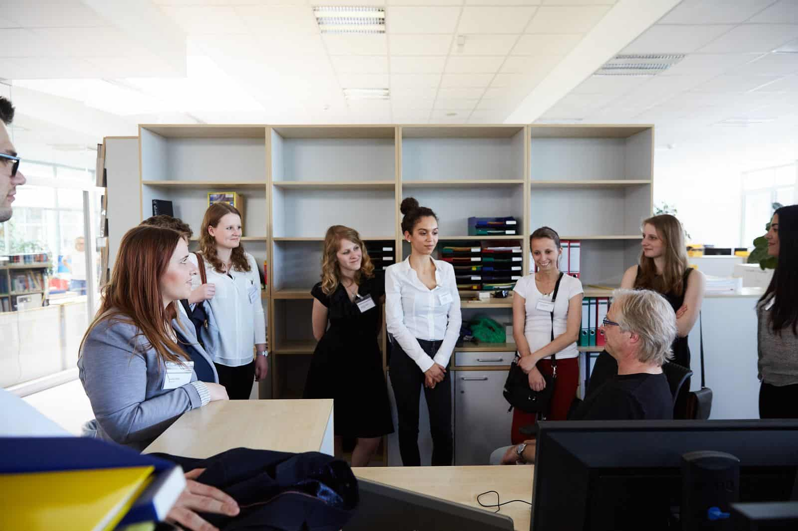 Team Stravenow vom 11. TANNER-Hochschulwettbewerb