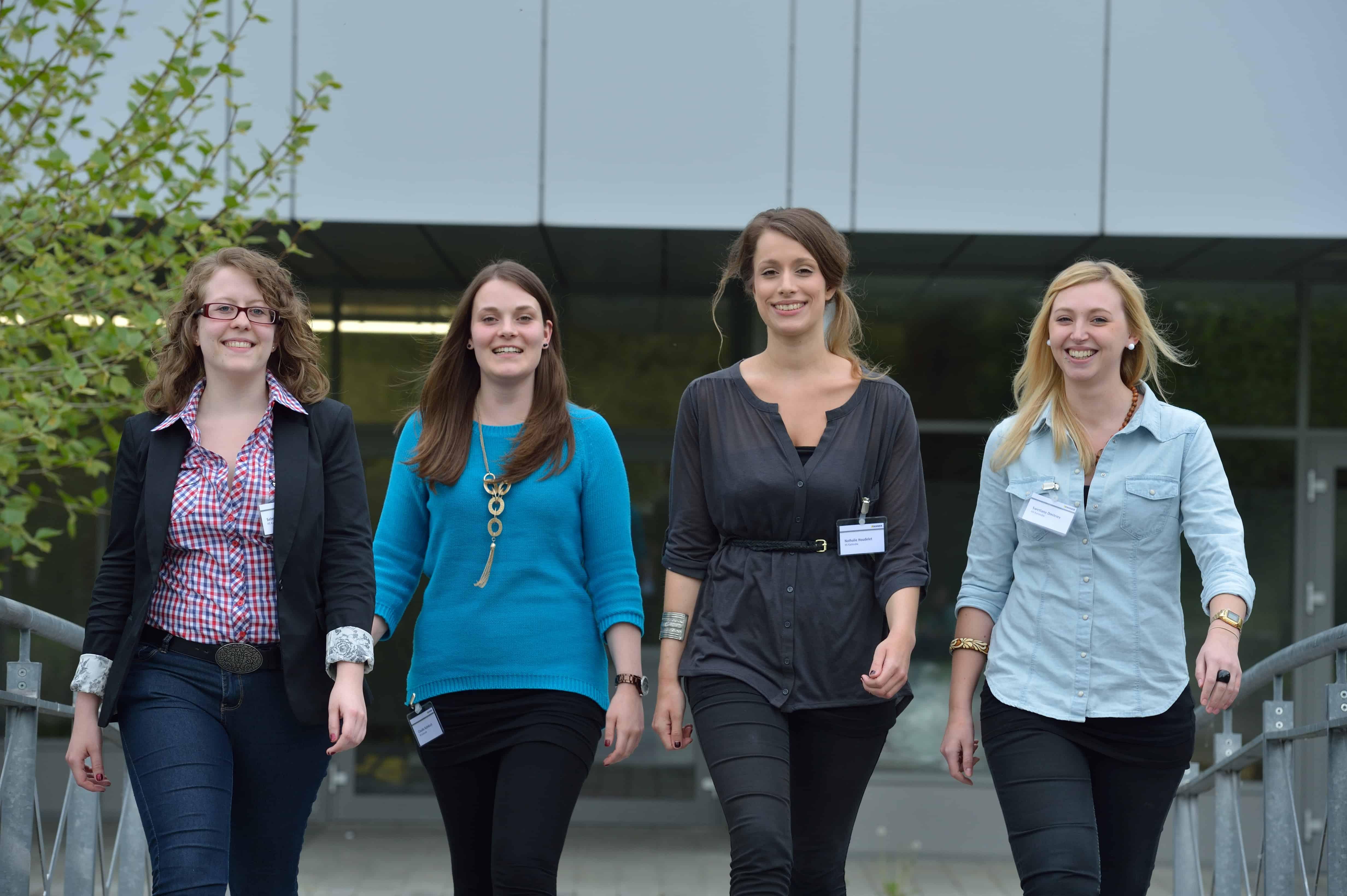 Team Elsäßer vom 7. TANNER-Hochschulwettbewerb