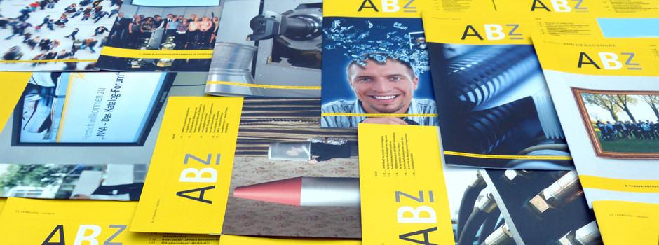 25 Jahre ABZ Kundenzeitschrift von TANNER