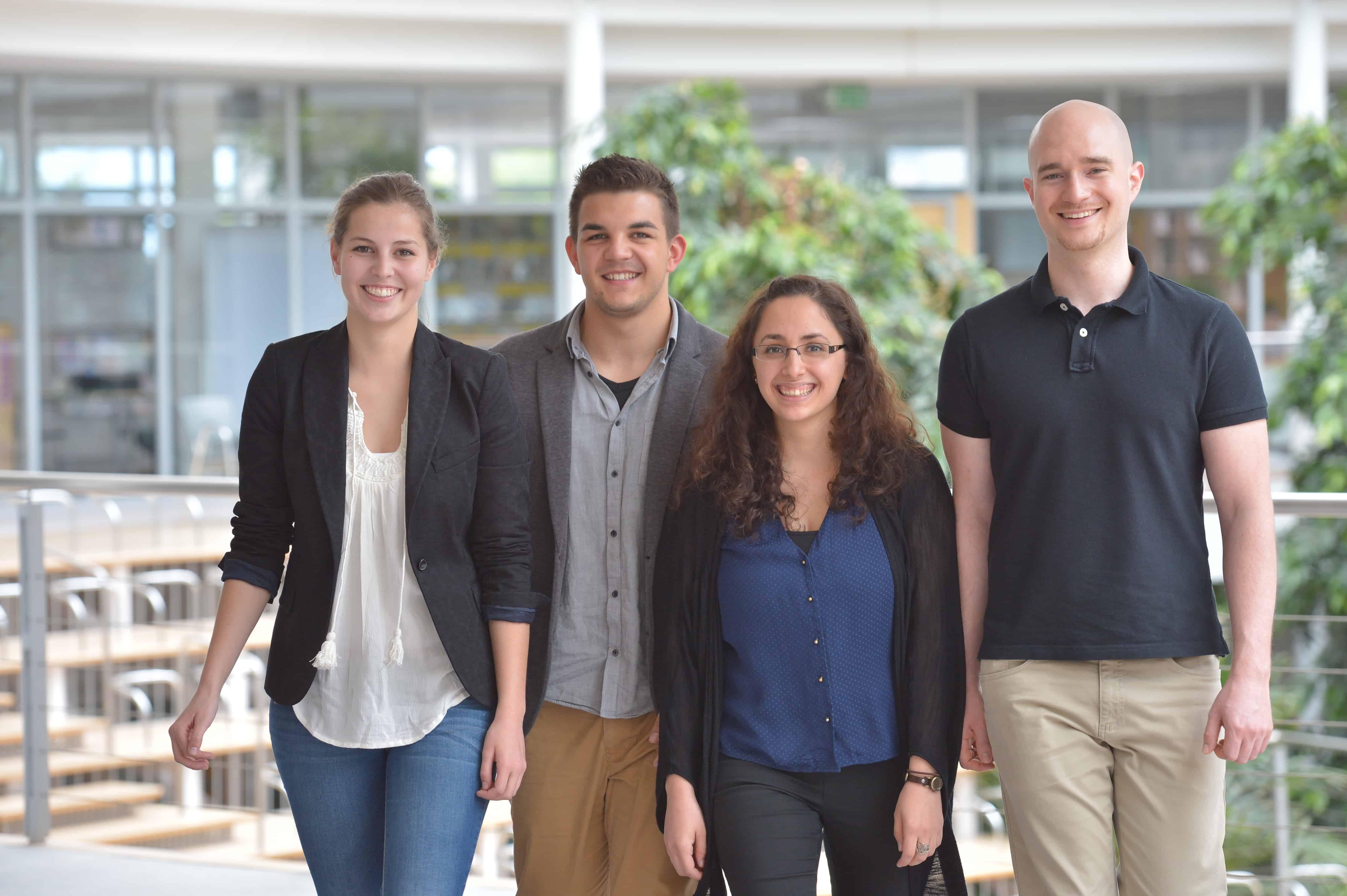 TANNER Hochschulwettbewerb Team Weißheim
