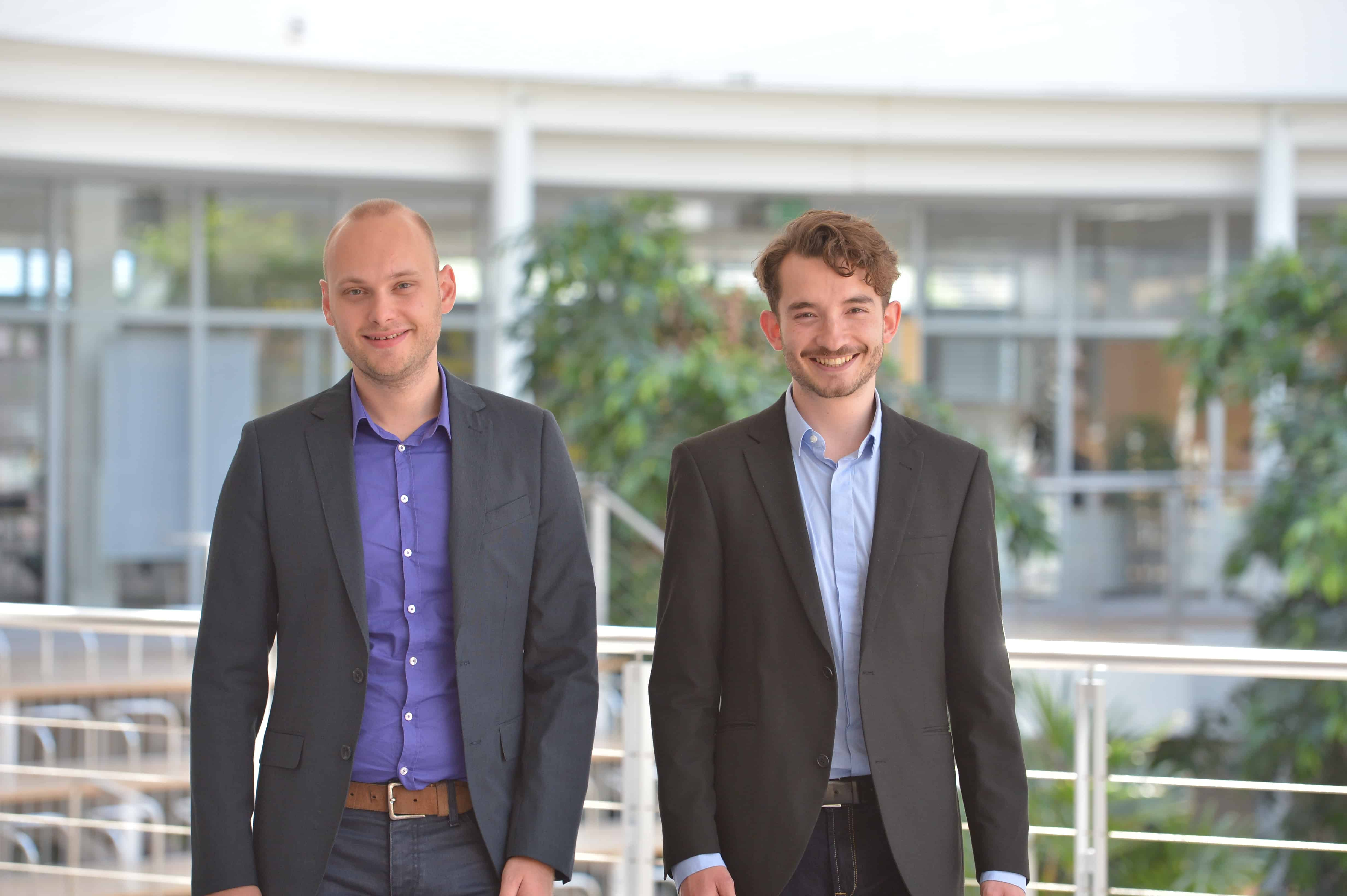 TANNER Hochschulwettbewerb Team Hoffmann