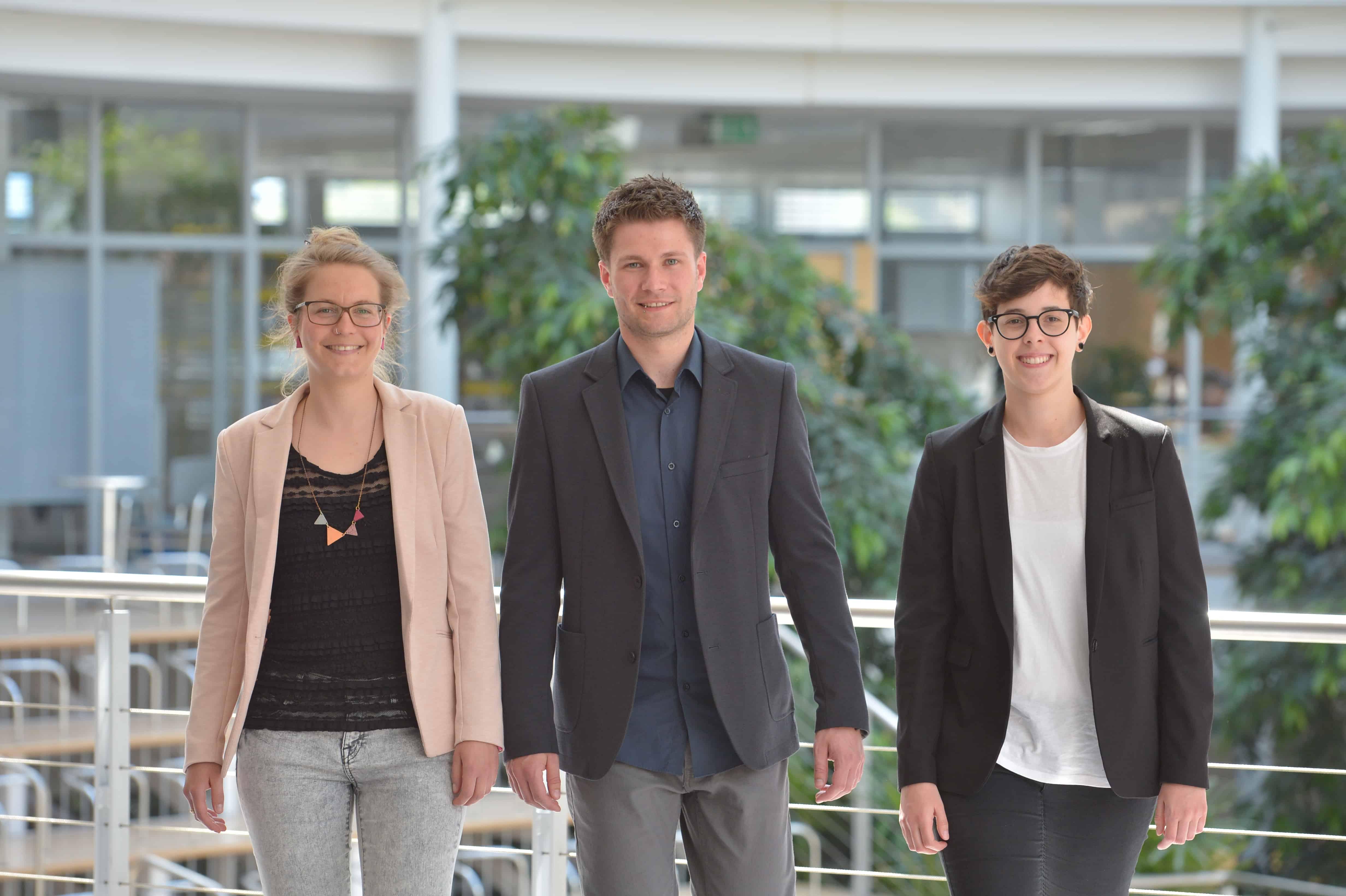 TANNER Hochschulwettbewerb Team Längle