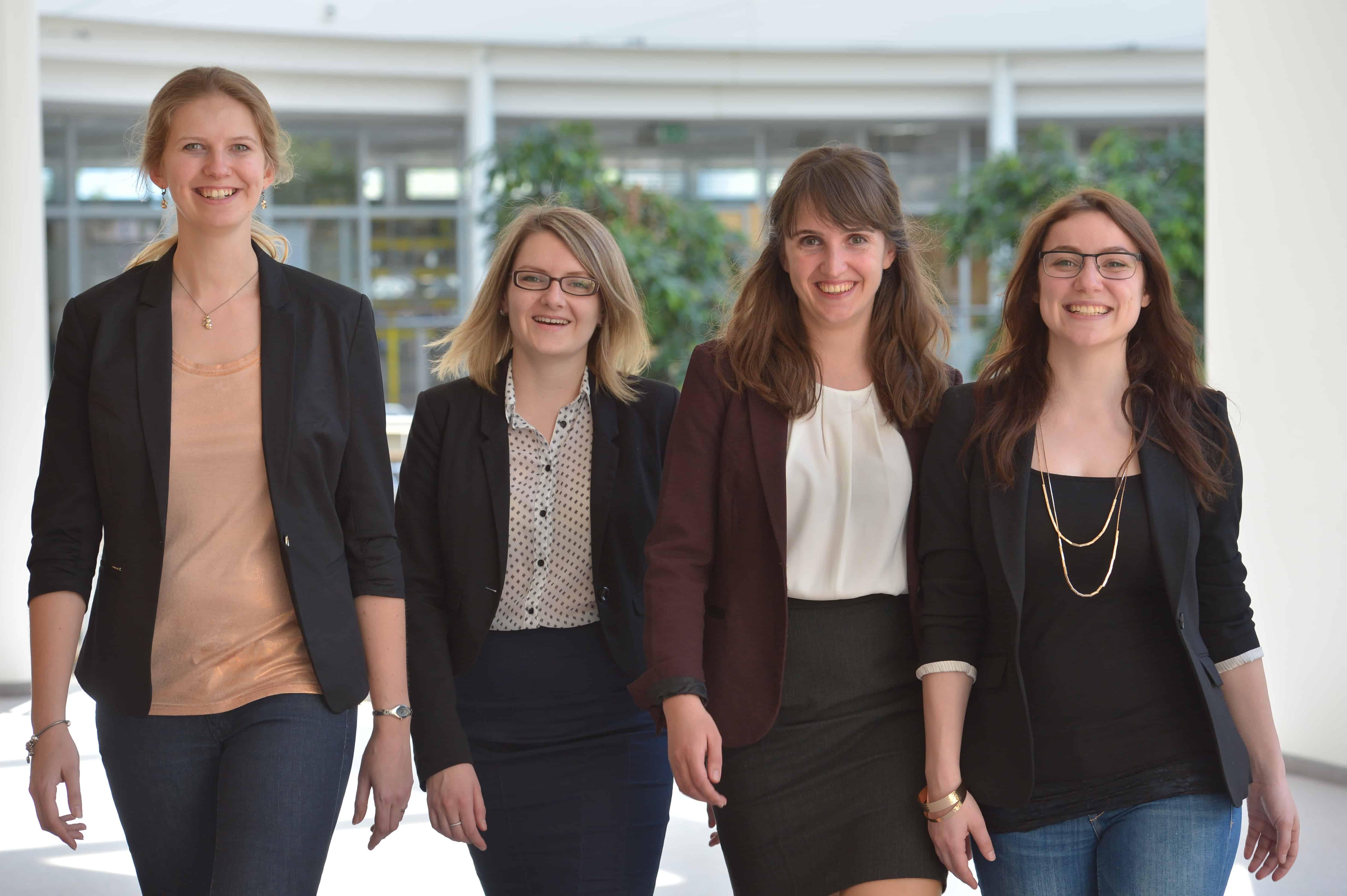 TANNER Hochschulwettbewerb Team Kilpert