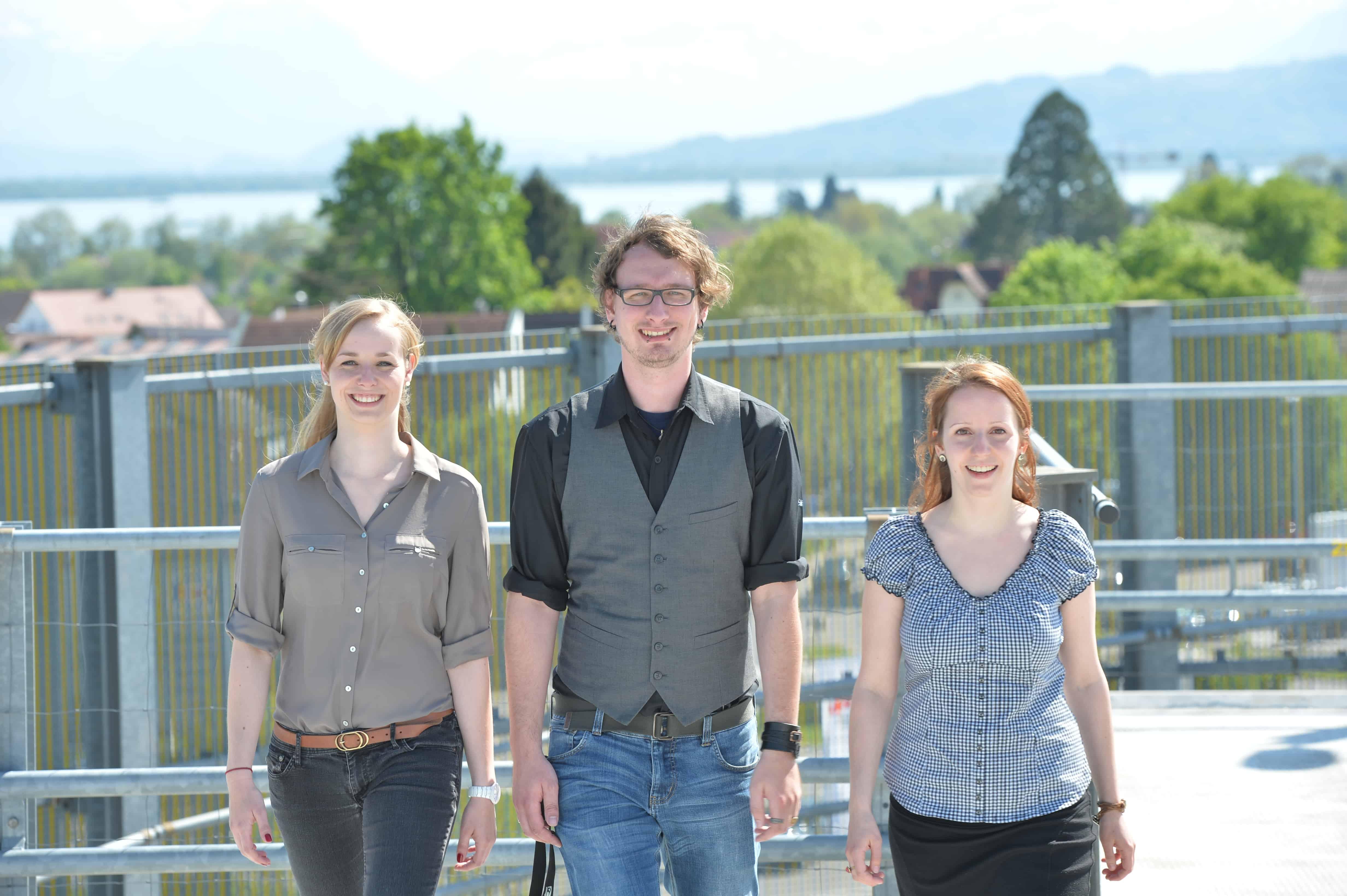 TANNER Hochschulwettbewerb Team Bark