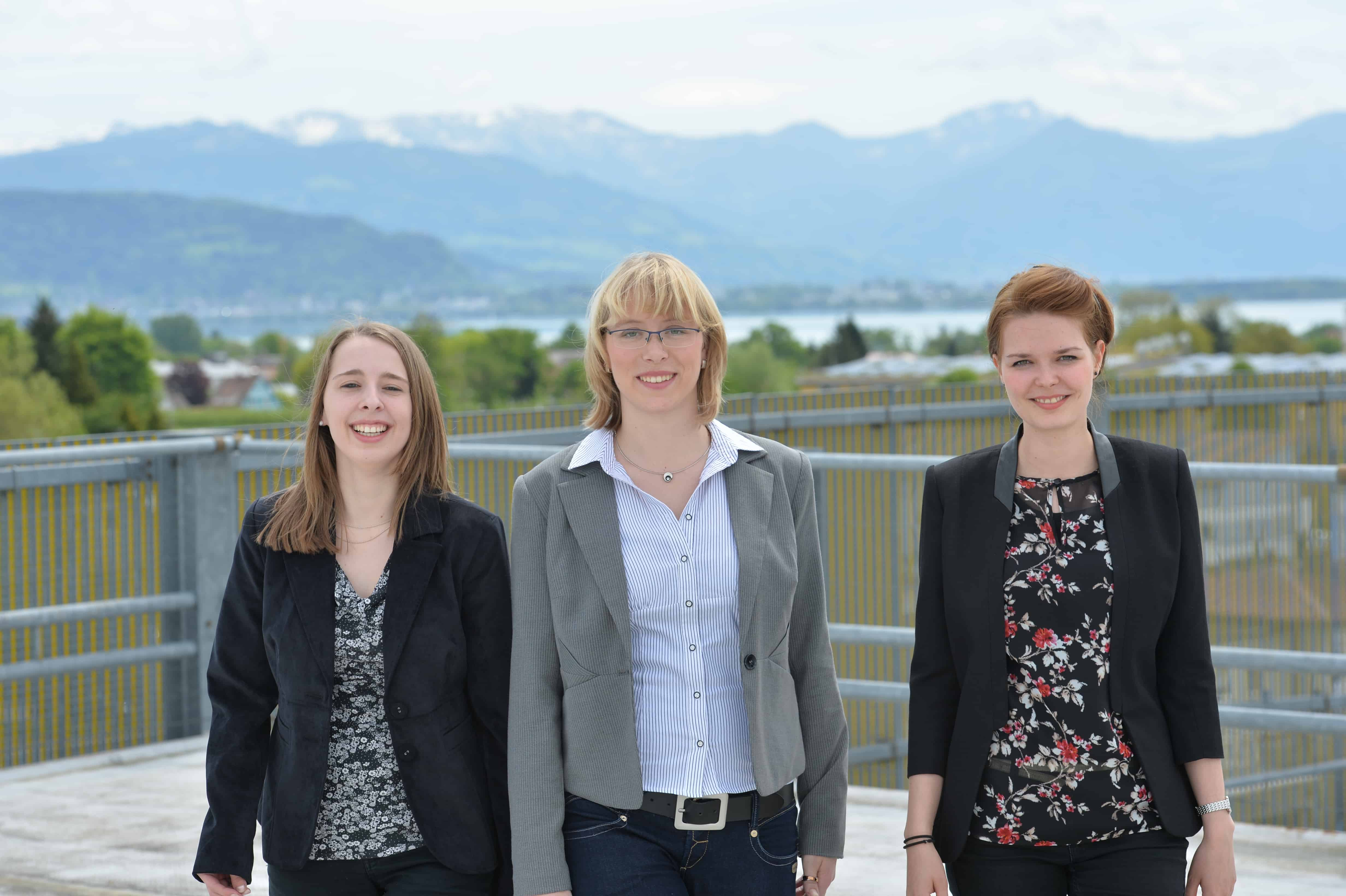 TANNER Hochschulwettbewerb Team Feuerer