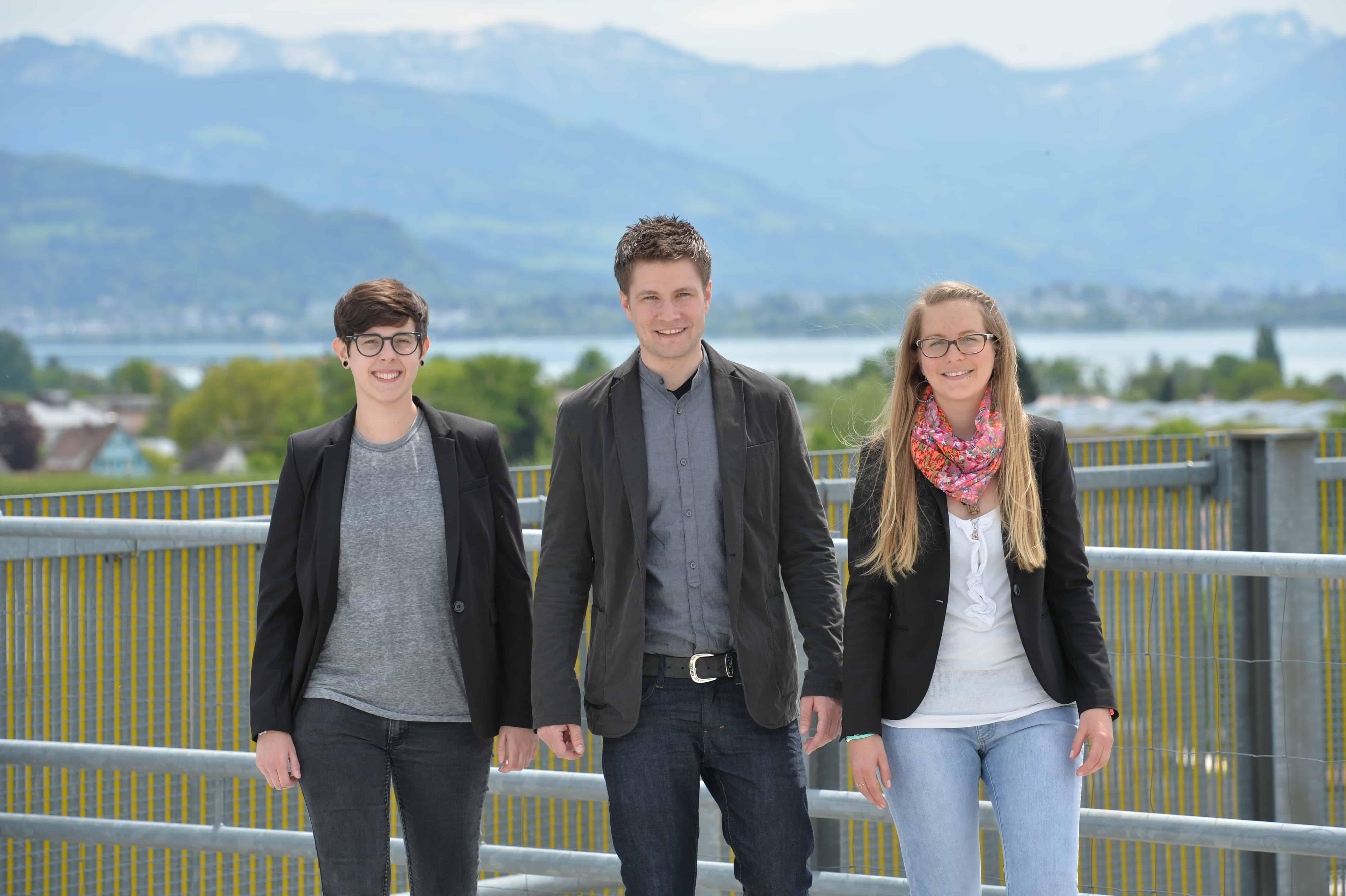 TANNER Hochschulwettbewerb Team Schneider