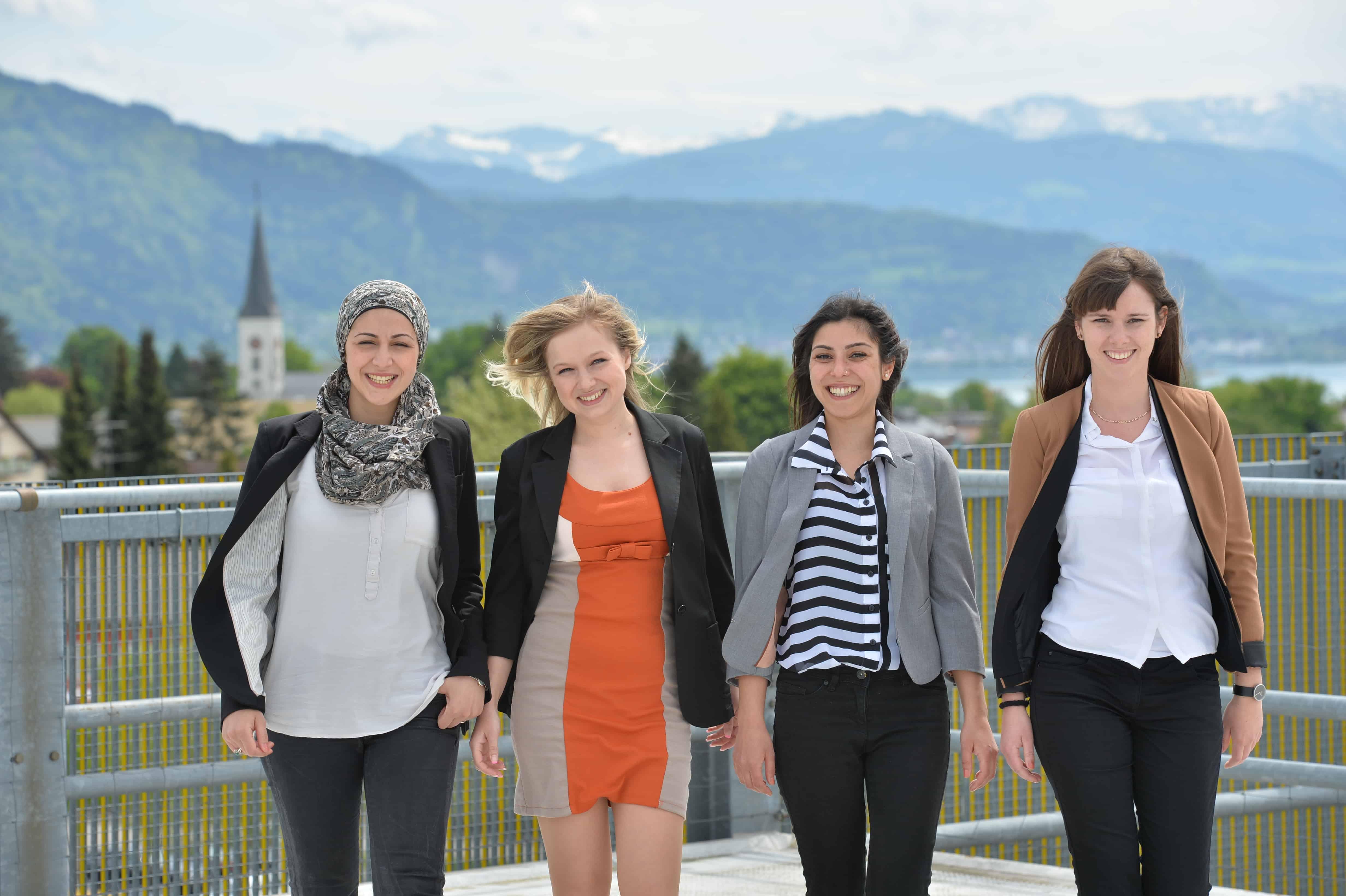 TANNER Hochschulwettbewerb Team Westhoff