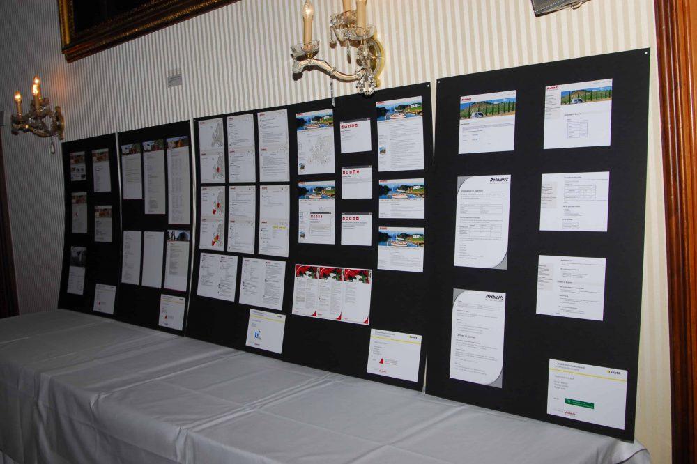 Impressionen von der Preisverleihung des 4. TANNER-Hochschulwettbewerbs