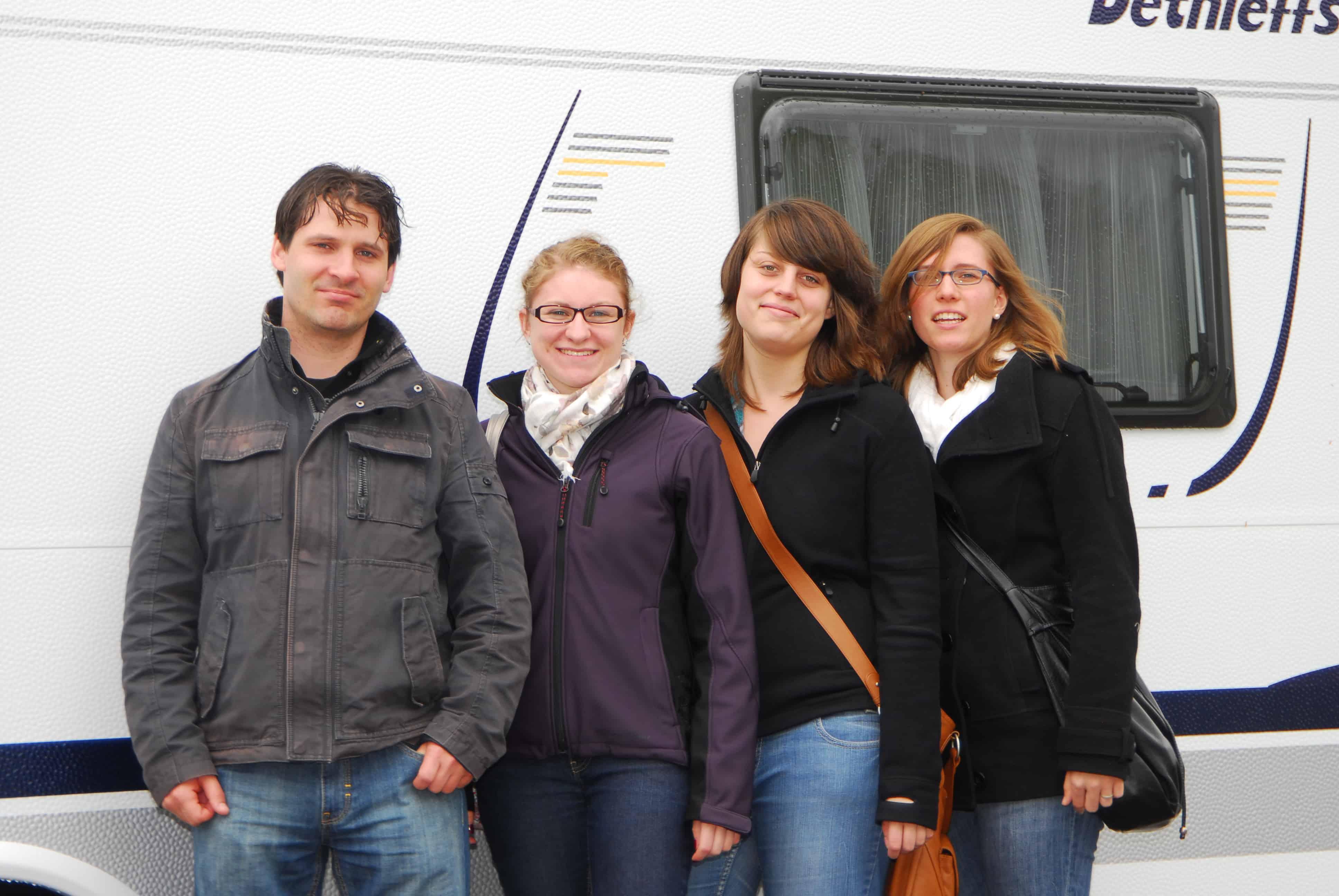 Team Denner vom 4. TANNER-Hochschulwettbewerb
