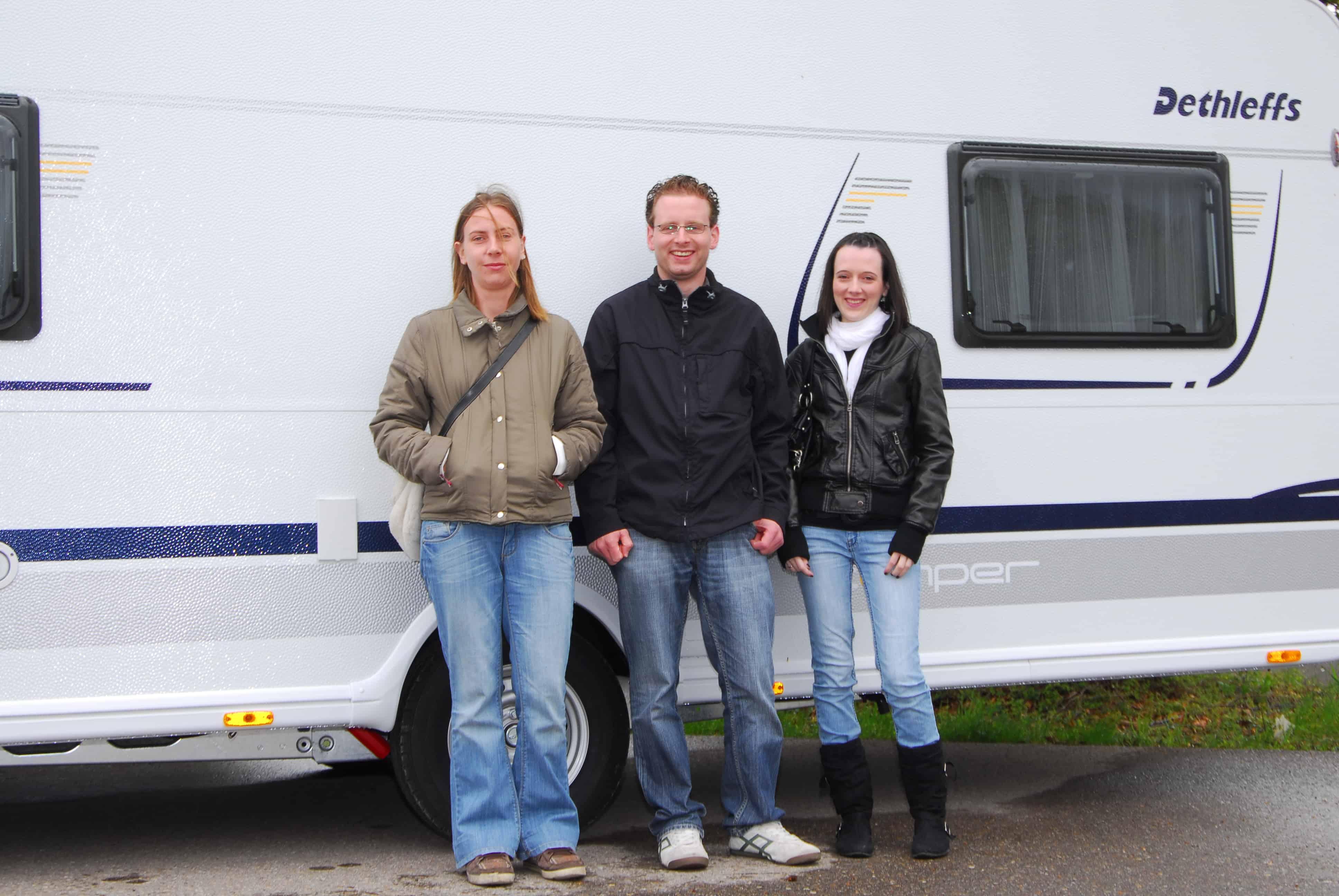 Team Schröder vom 4. TANNER-Hochschulwettbewerb
