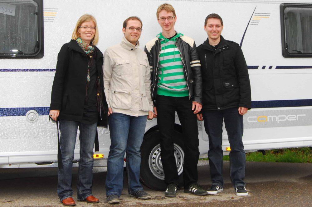 TANNER Hochschulwettbewerb Team Hofherr