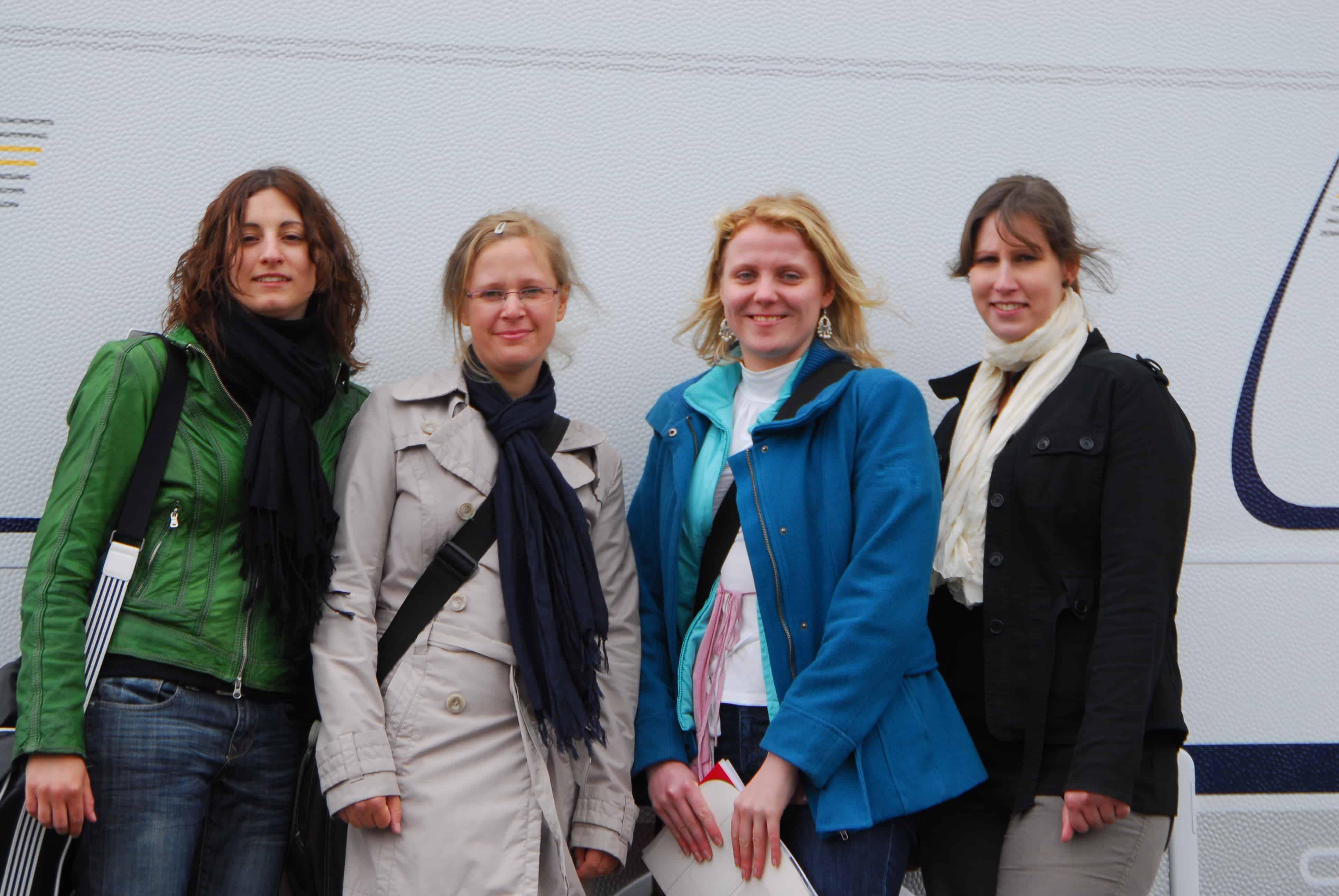 TANNER Hochschulwettbewerb Team Janz