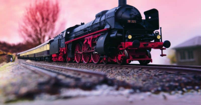 3. TANNER-Hochschulwettbewerb - Keyvisual Gebr. Märklin & Cie. GmbH Eisenbahn