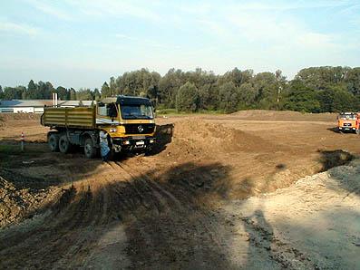 Baubeginn der TANNER Denkfabrik als Hauptsitz