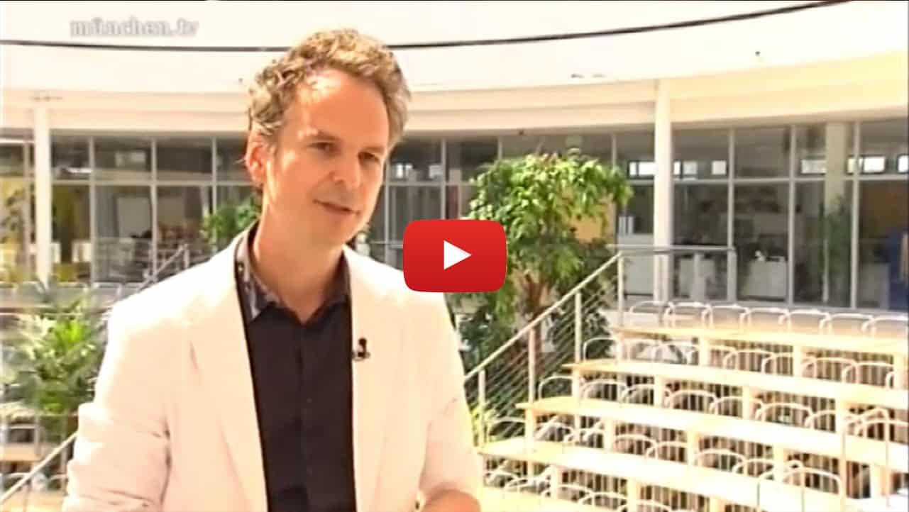 Video von Wirtschaftstreff Bayer über TANNER