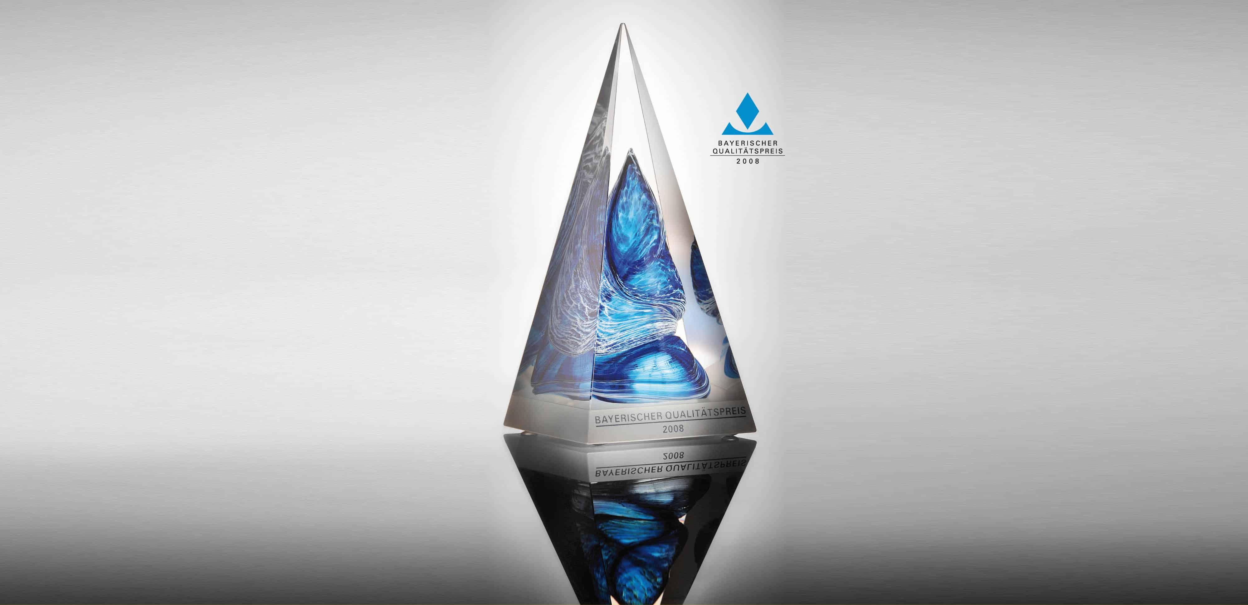 TANNER erhält 2008 den Bayrischen Qualitätspreis
