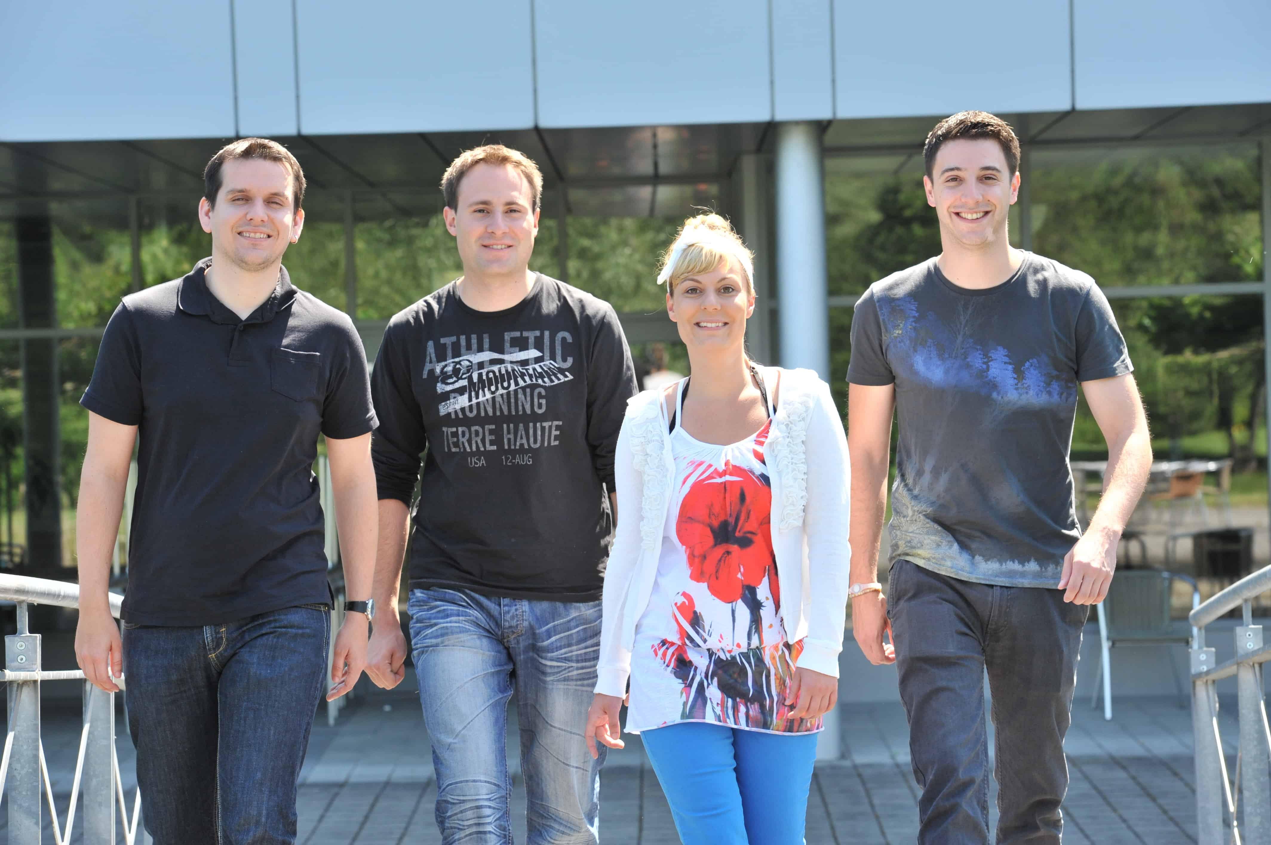 TANNER Hochschulwettbewerb Team Seigel