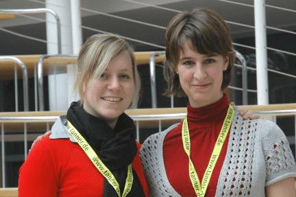 Team Furtwangen vom 2. TANNER-Hochschulwettbewerb