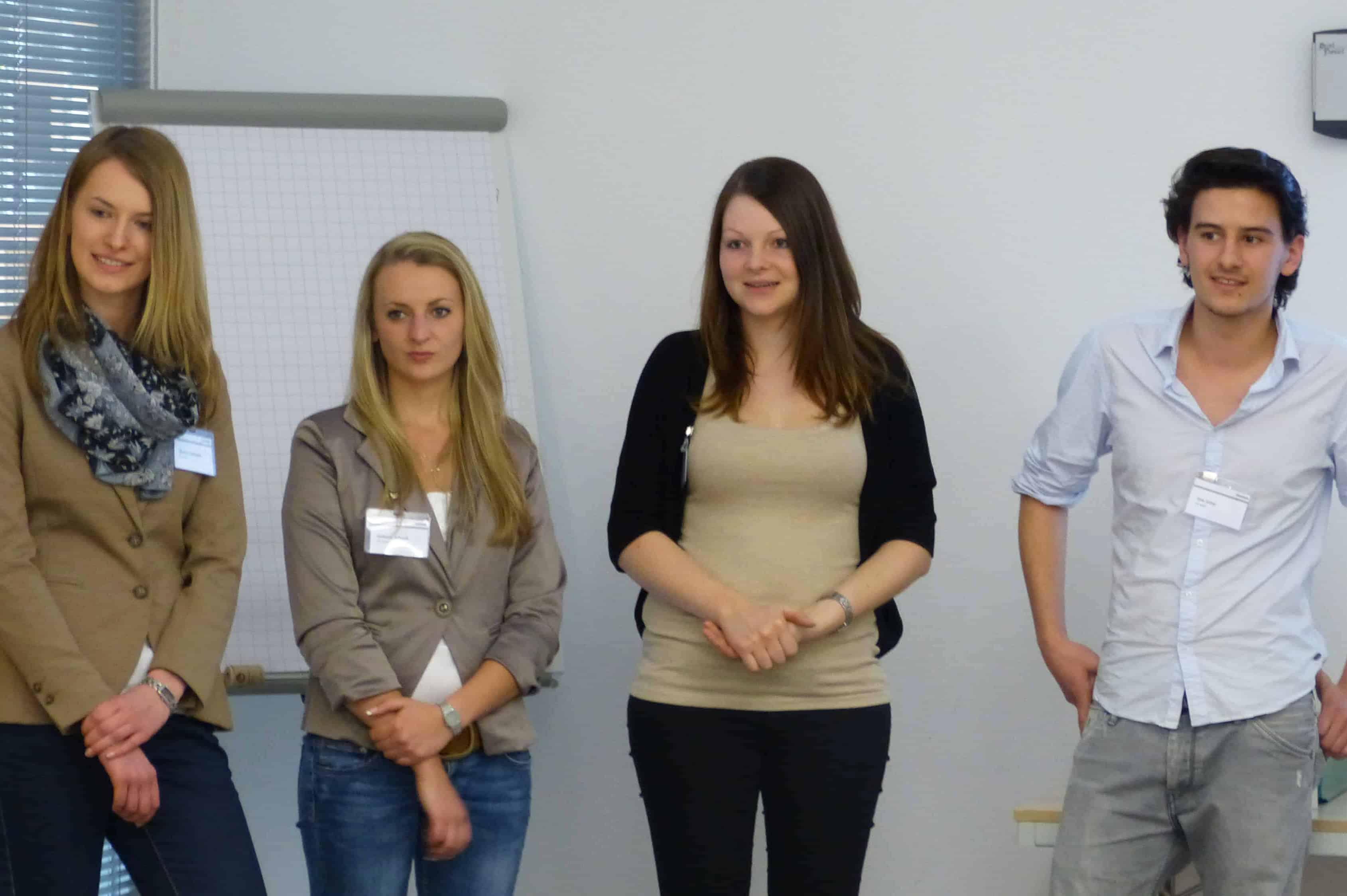 7. TANNER-Hochschulwettbewerb 2013 - Jurysitzung