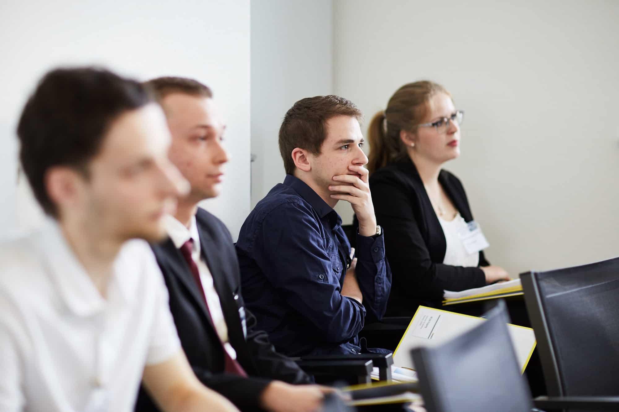 Impressionen von der Jurysitzung des 12. TANNER-Hochschulwettbewerbs