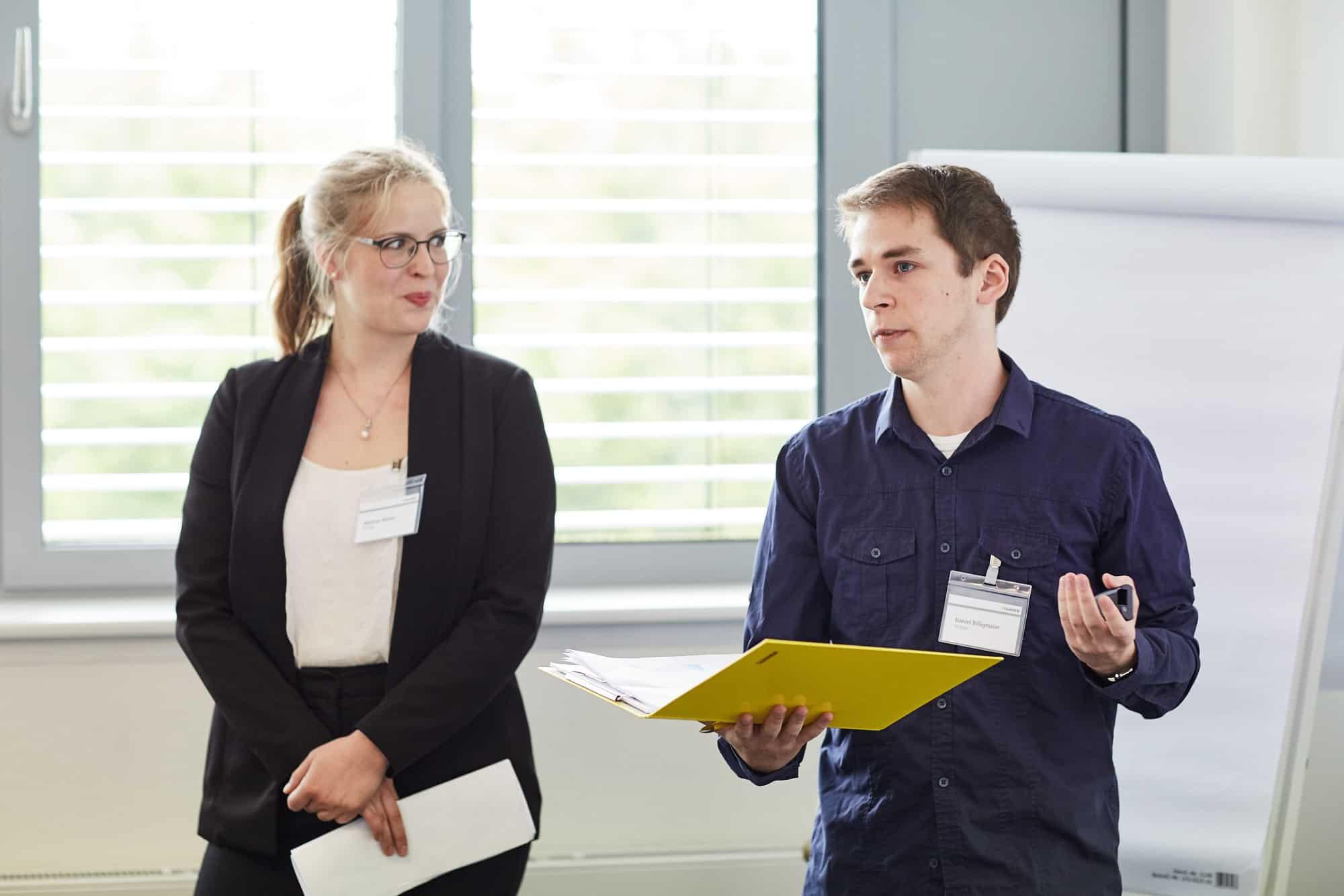 Technische Hochschule Köln bei der Jurysitzung des 12. TANNER-Hochschulwettbewerb