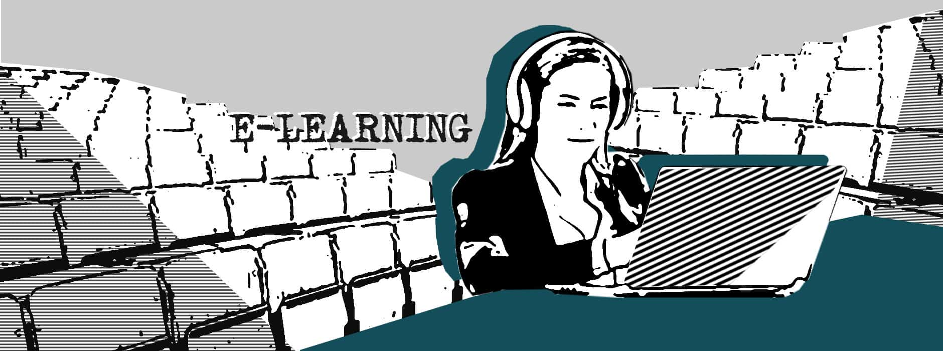 Header Grafik E-Learning