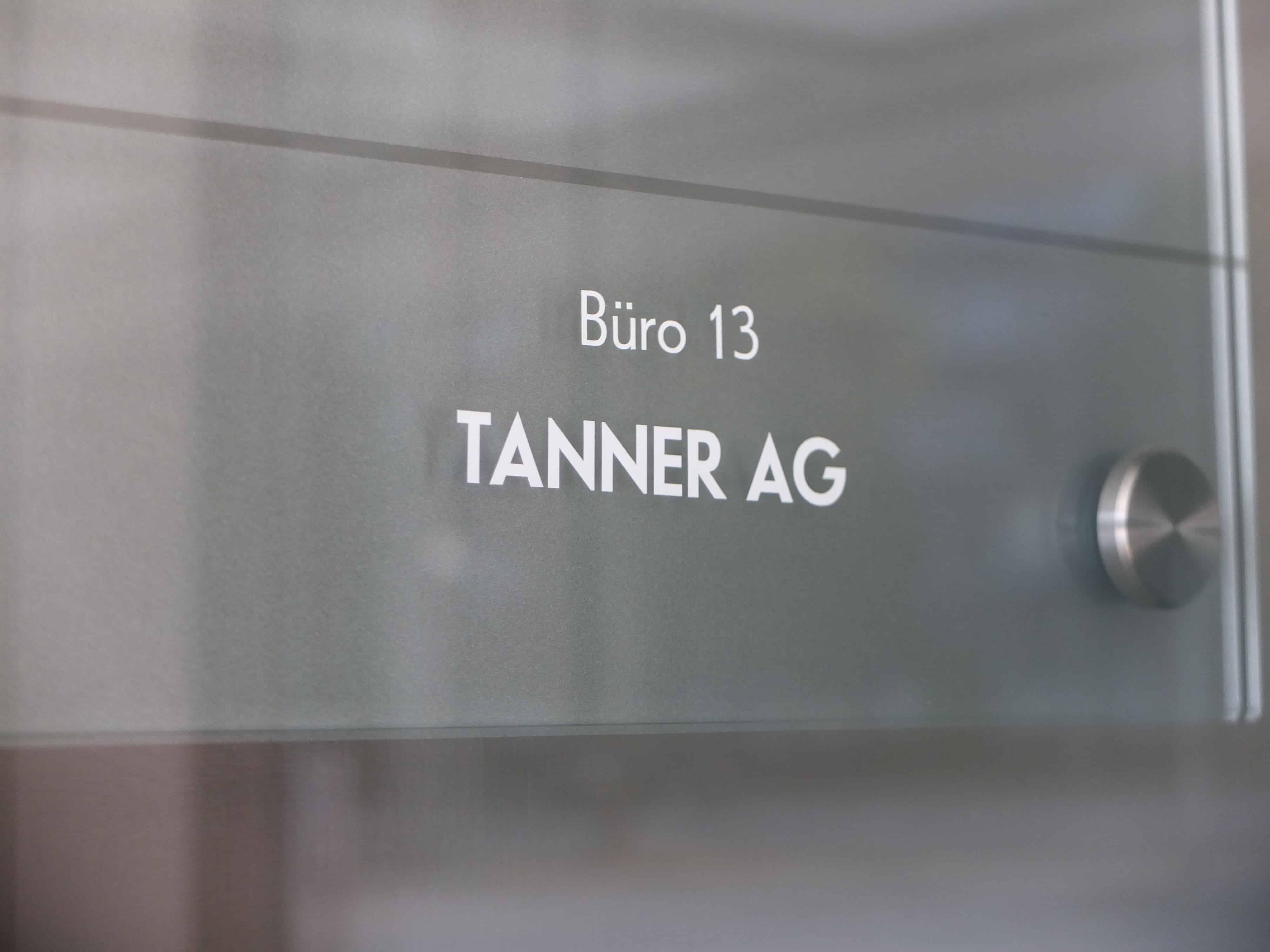 Detailfoto TANNER Büro Chemnitz